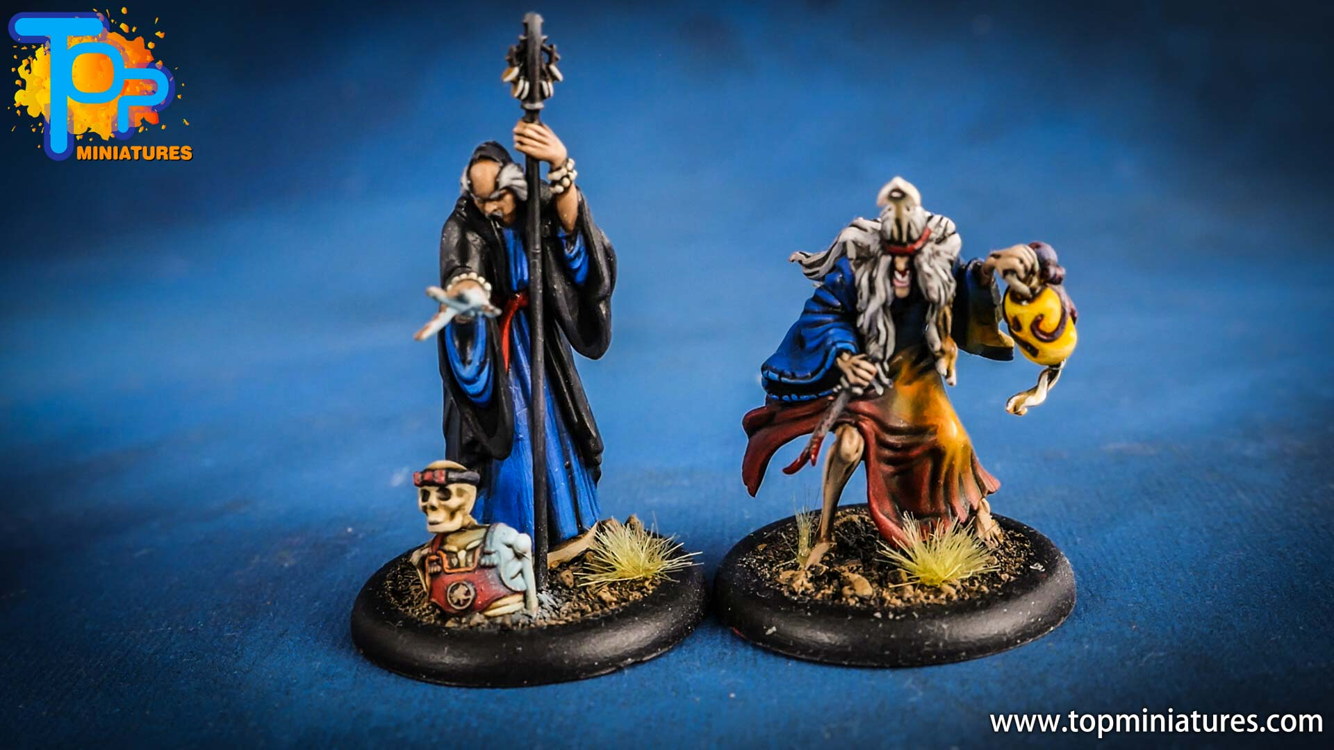 malifaux the resurrectionists yan lo Datsue Ba