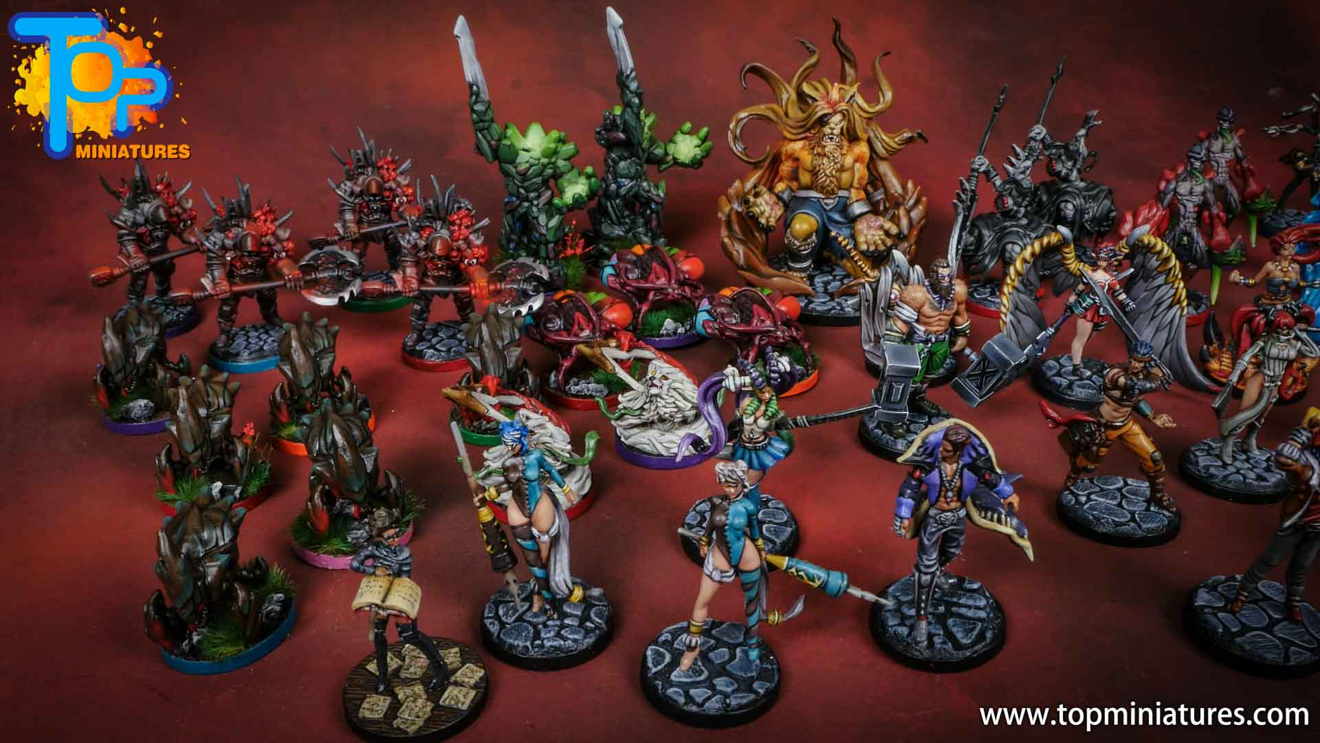 middara by succubus publishing painted miniatures (3)