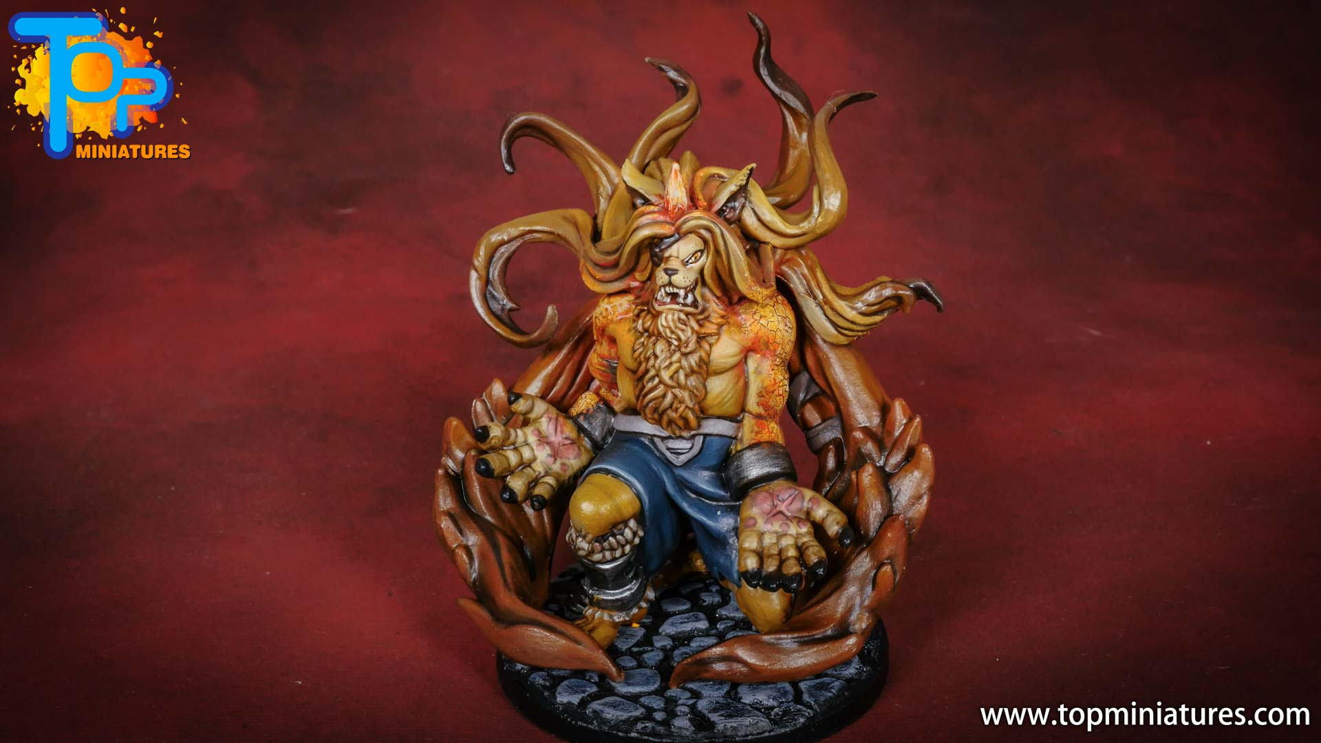 middara painted miniatures agares (1)