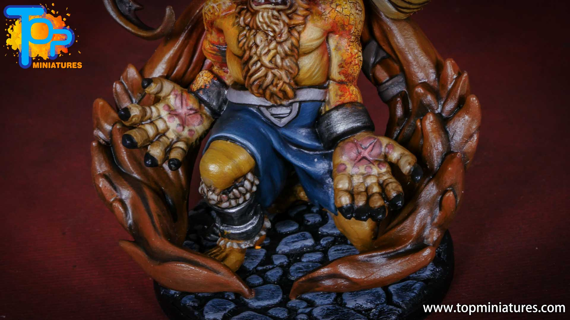 middara painted miniatures agares (3)