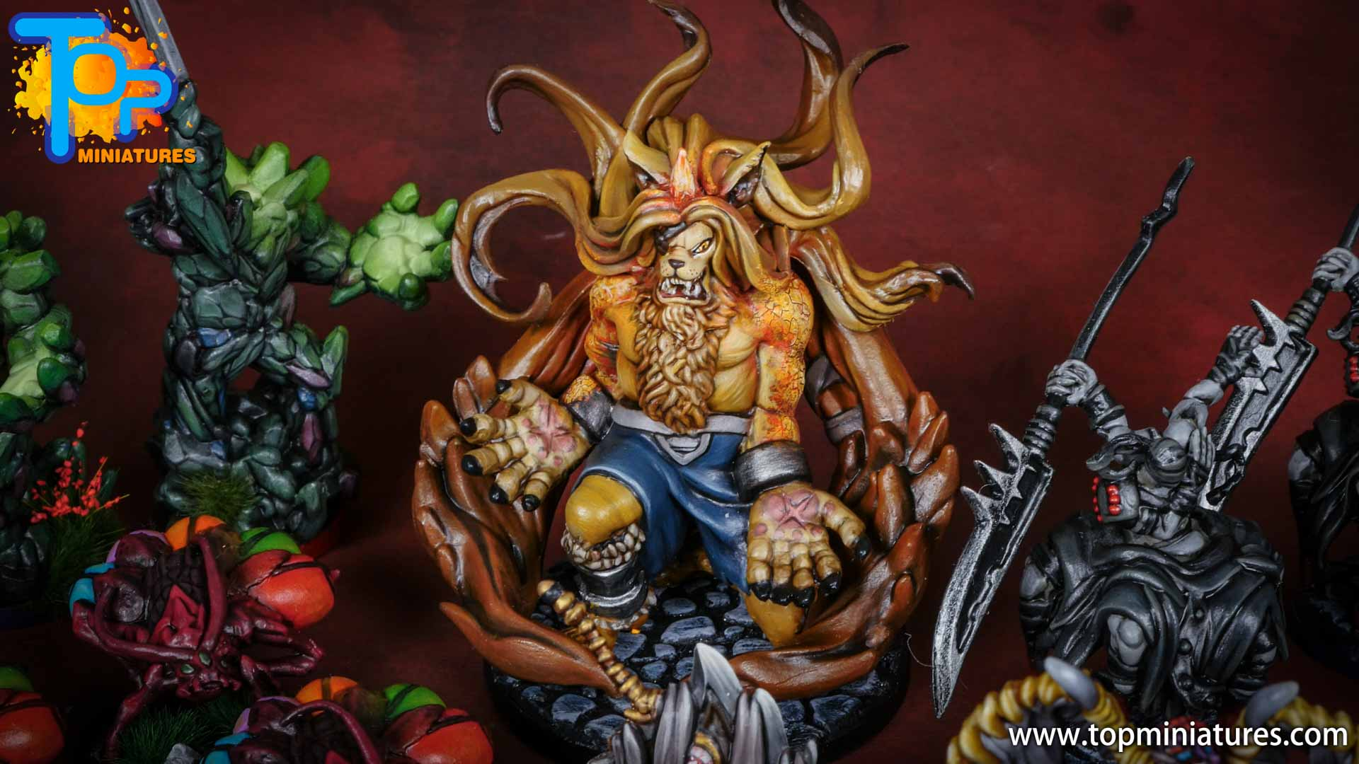 middara painted miniatures agares (5)