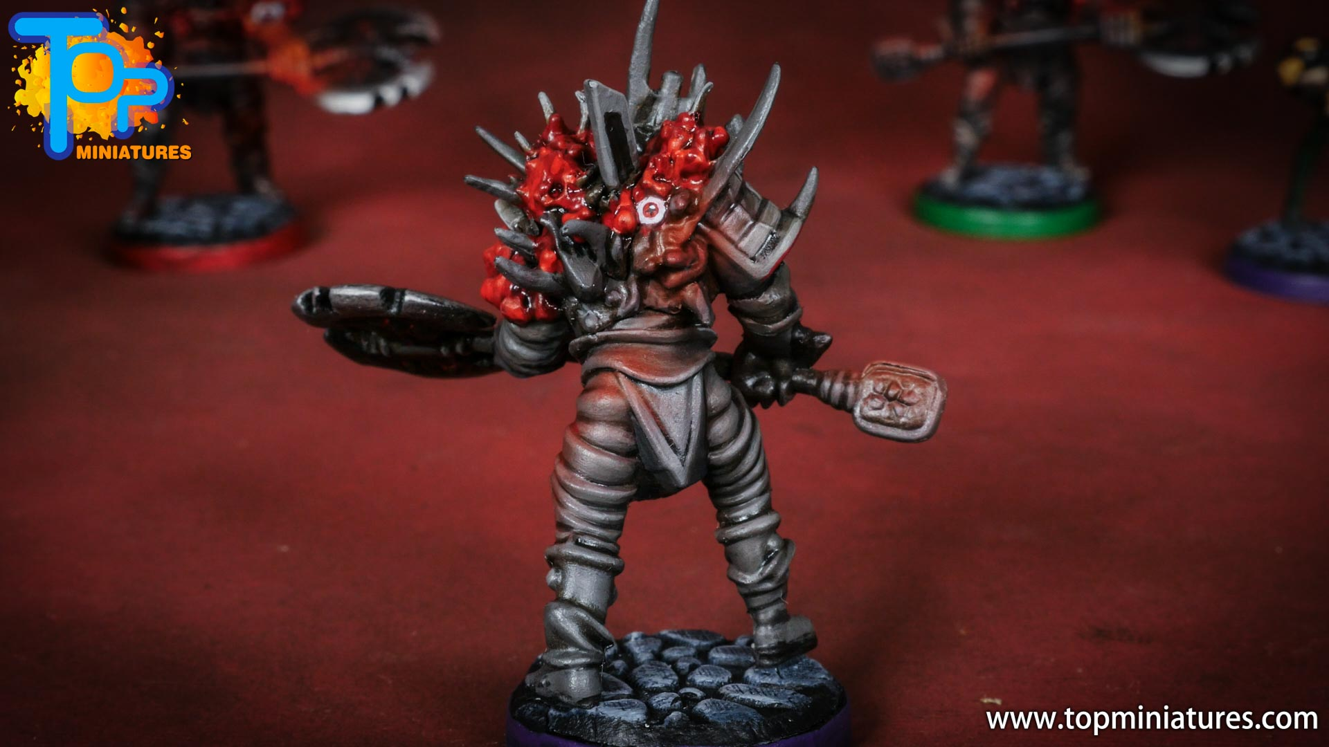 middara painted miniatures animate (2)
