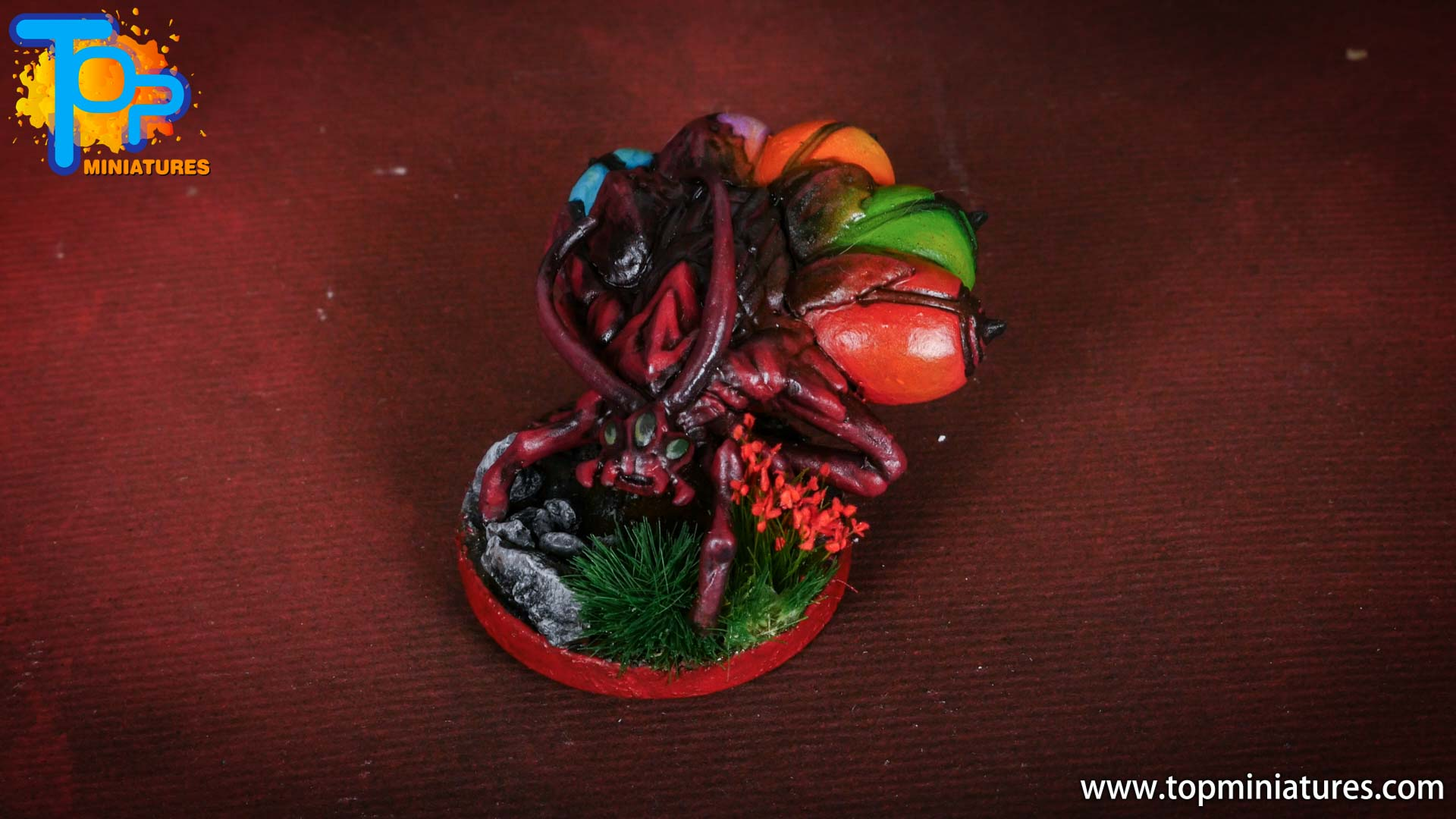 middara painted miniatures fragor (1)