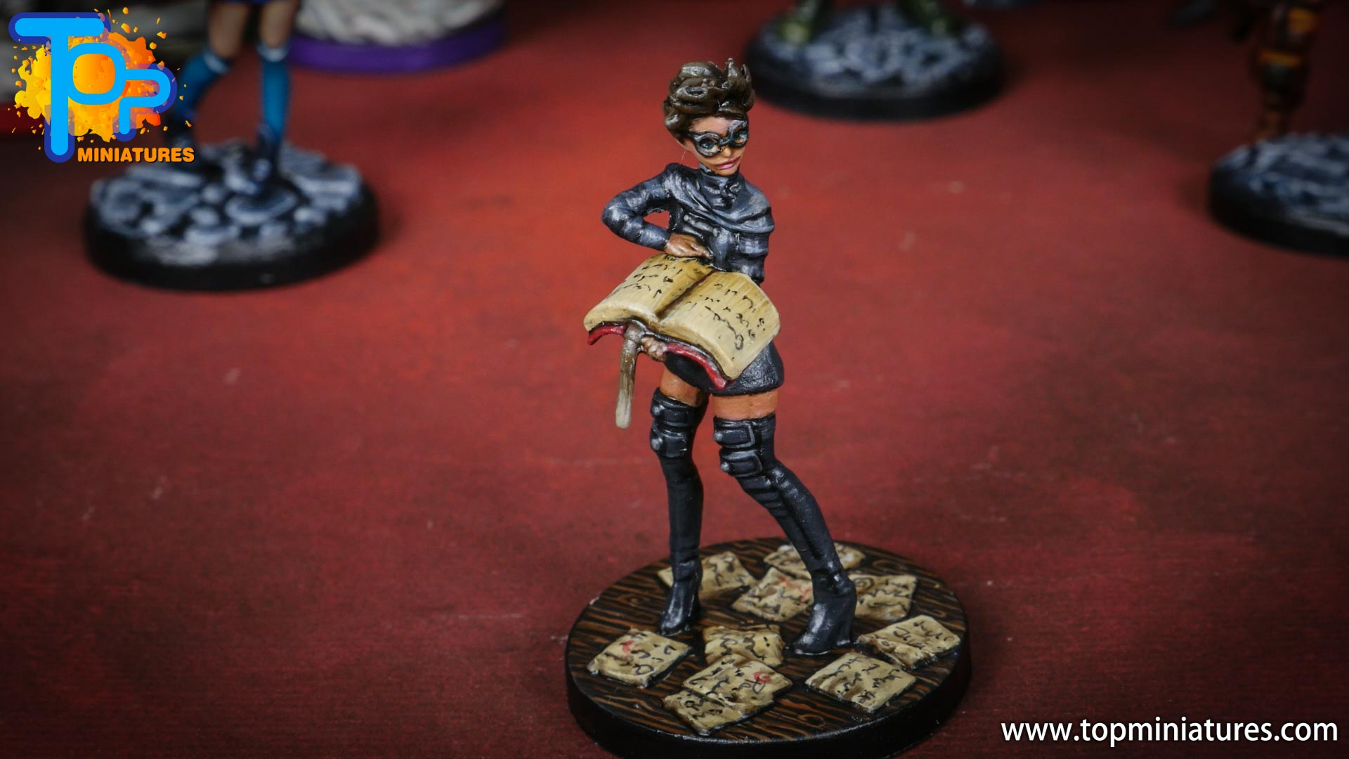 middara painted miniatures justice (1)