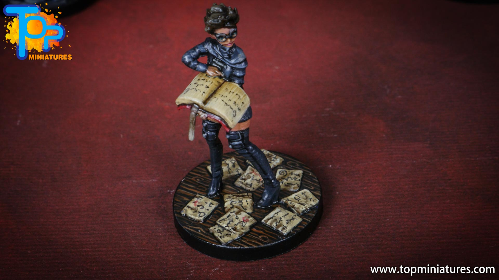 middara painted miniatures justice (2)