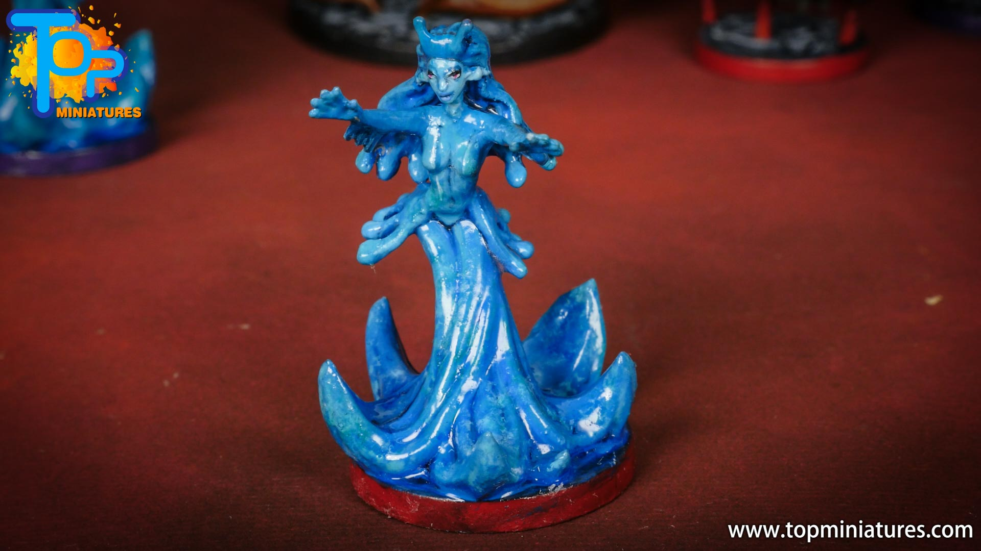 middara painted miniatures water loa (1)
