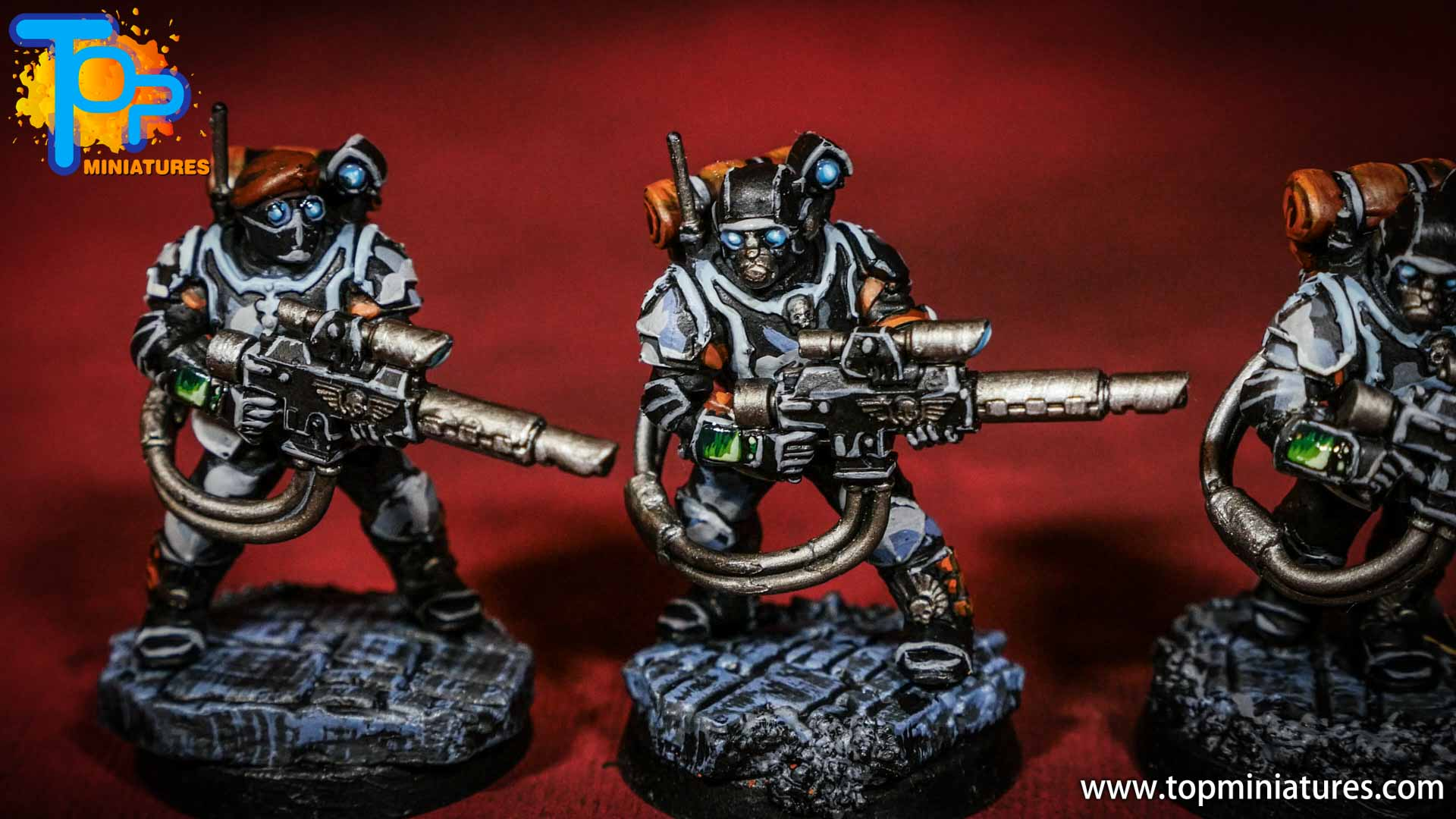 militarum tempestus scions painted army (5)