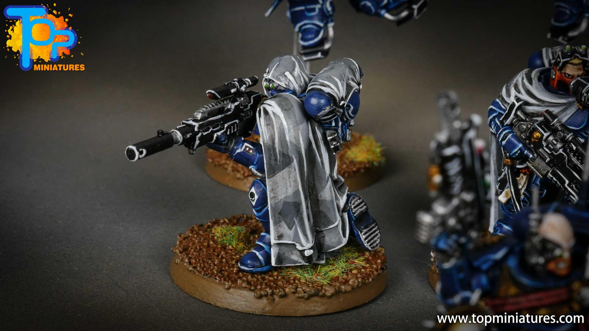 primaris ultramarines shadowspear eliminator squad (4)