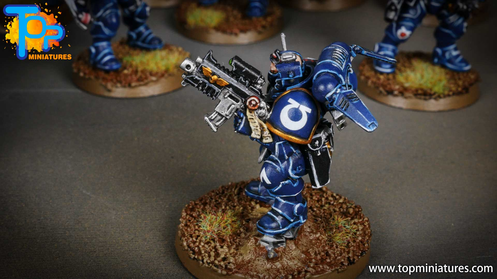 primaris ultramarines shadowspear infiltrator squad (12)