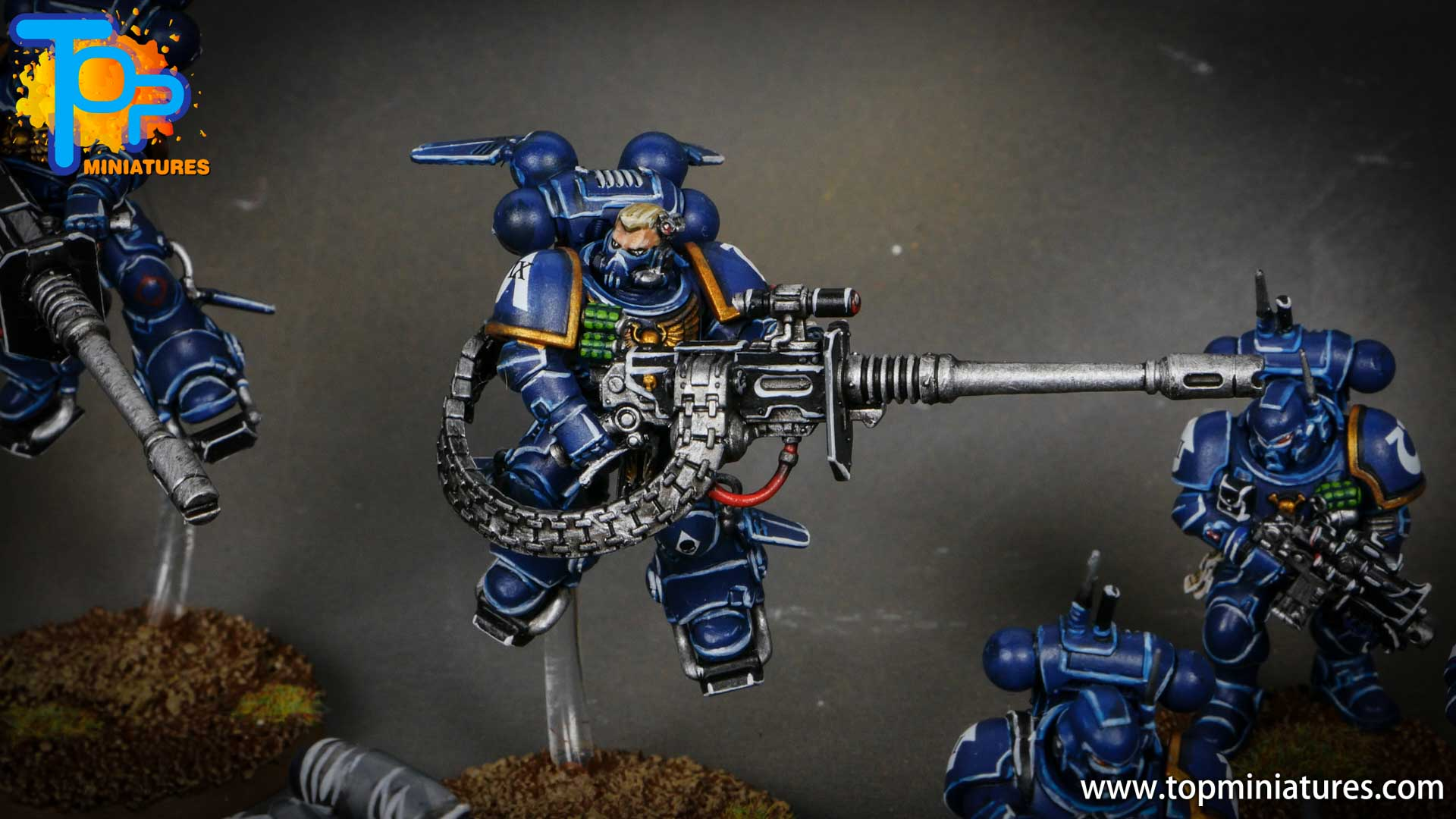 primaris ultramarines shadowspear supressor squad (1)