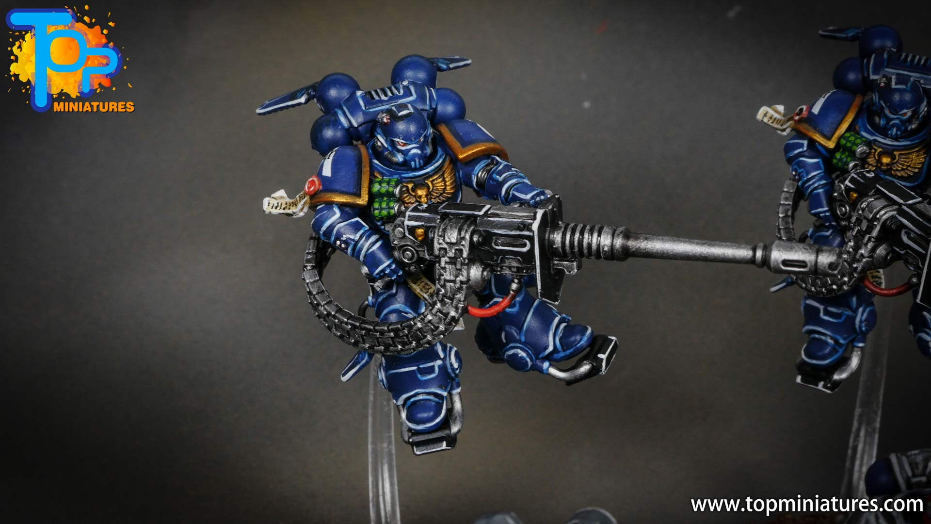 primaris ultramarines shadowspear supressor squad (3)