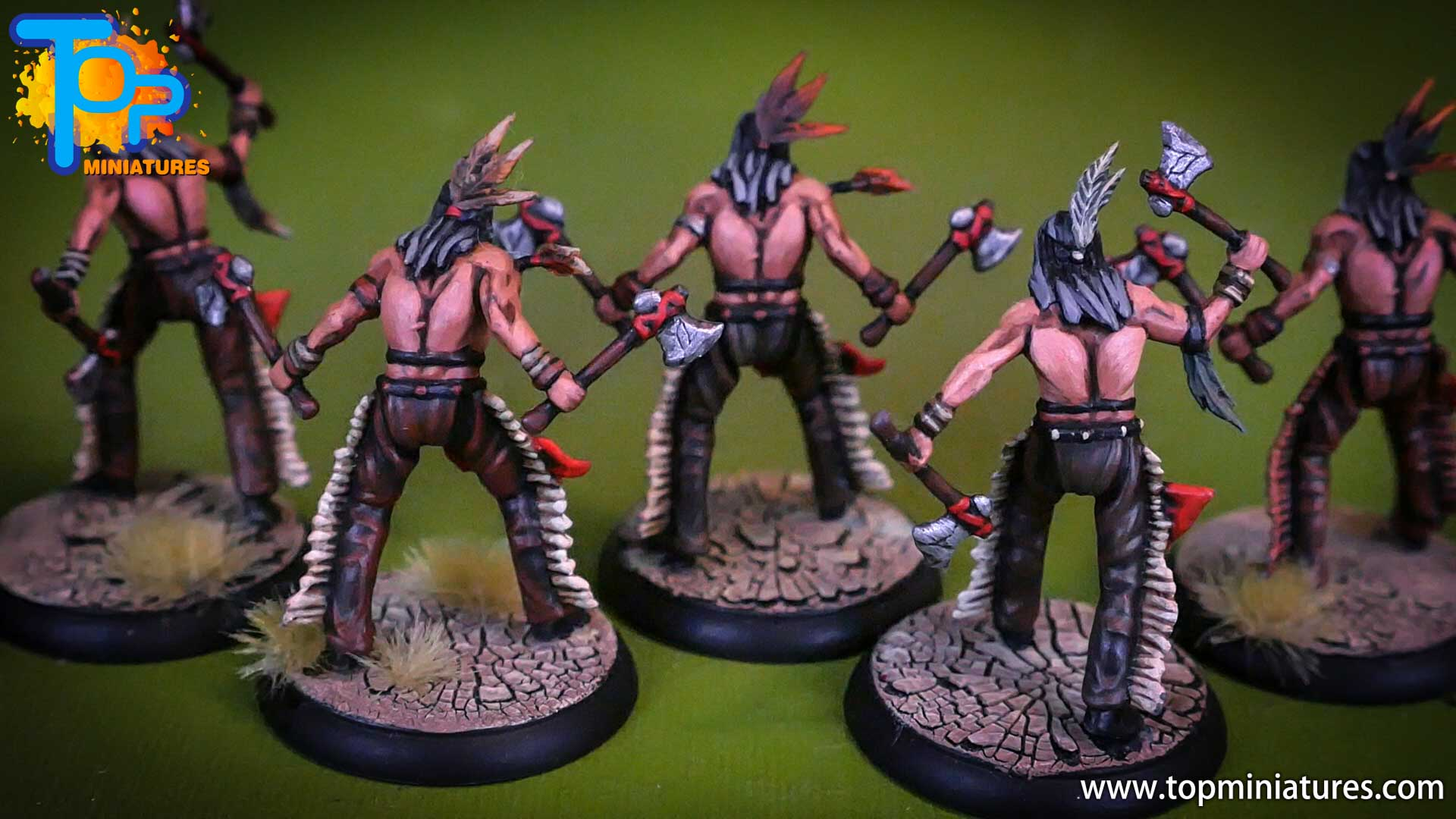 shadows of brimstone Black Fang Tribe (4)