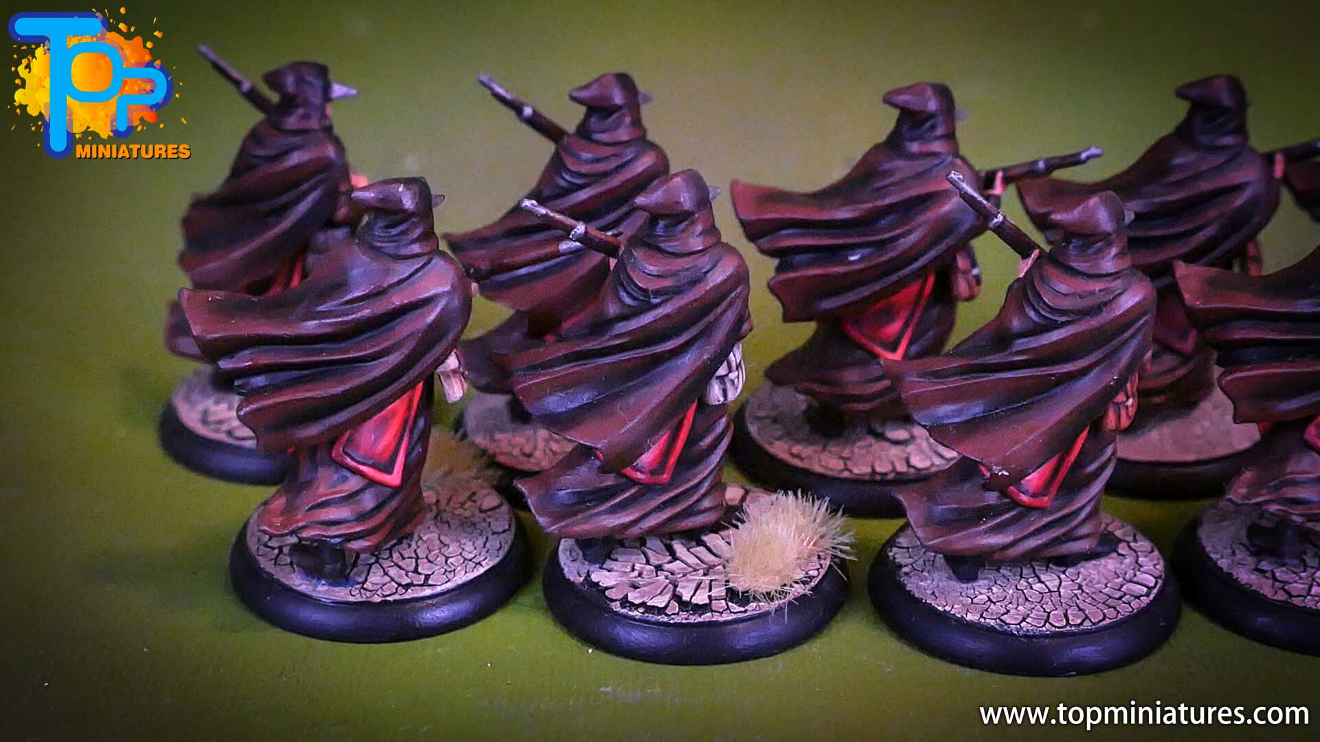 shadows of brimstone Crimson Hand Cultists (1)