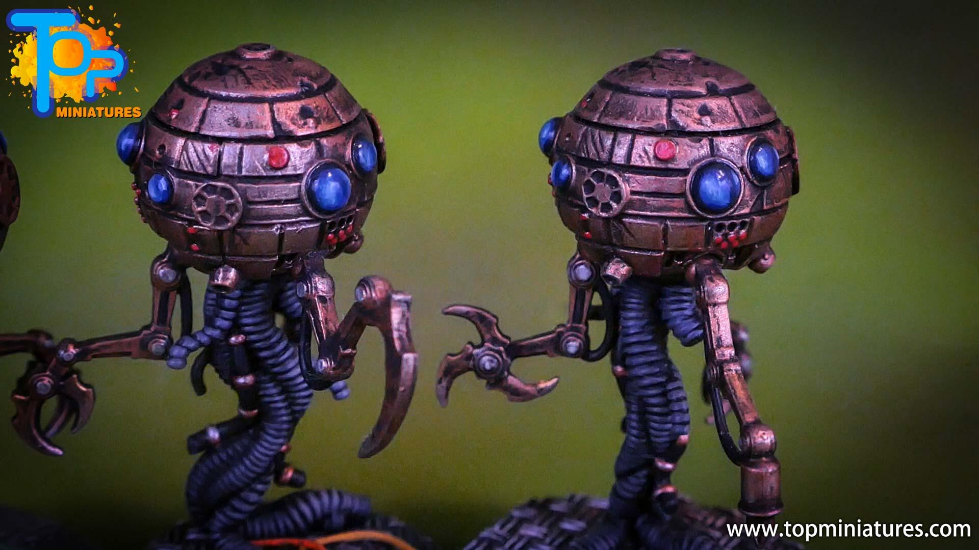 shadows of brimstone Derelict Ship Robots (4)