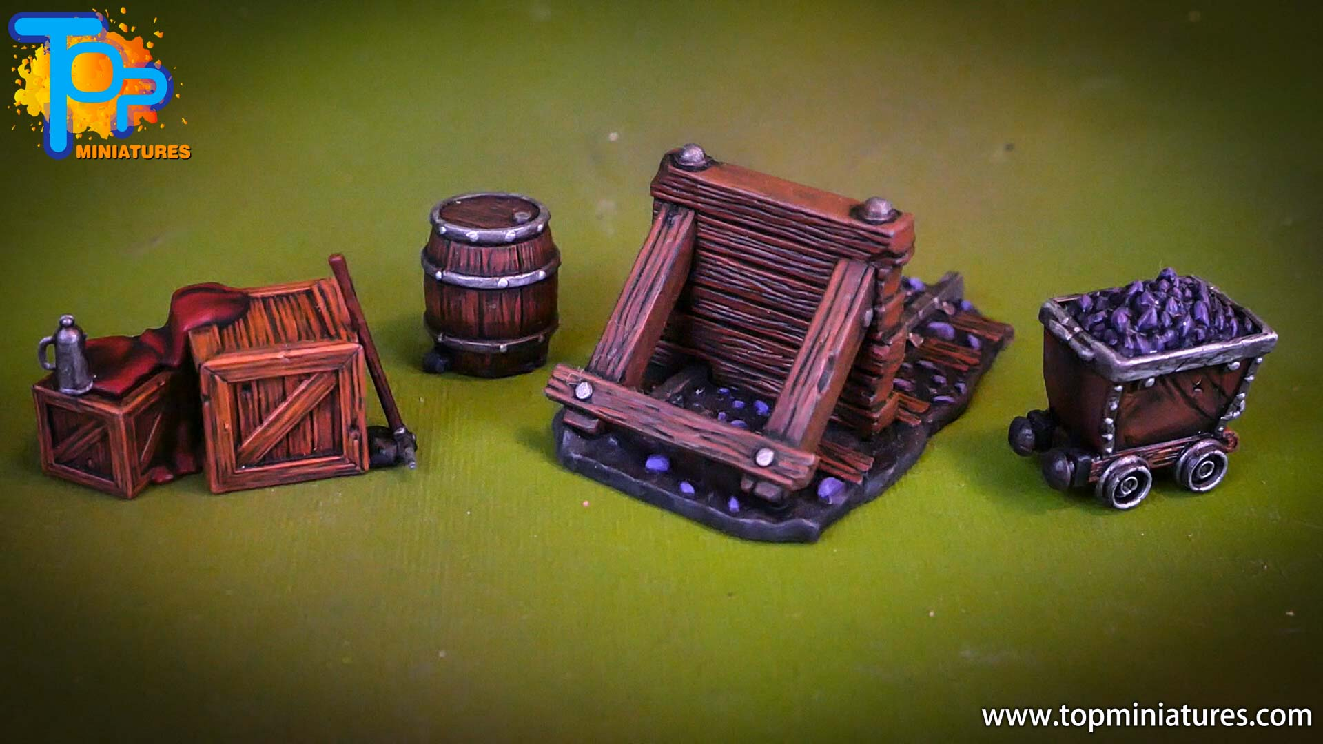 shadows of brimstone Minecart, doorways & crates (1)