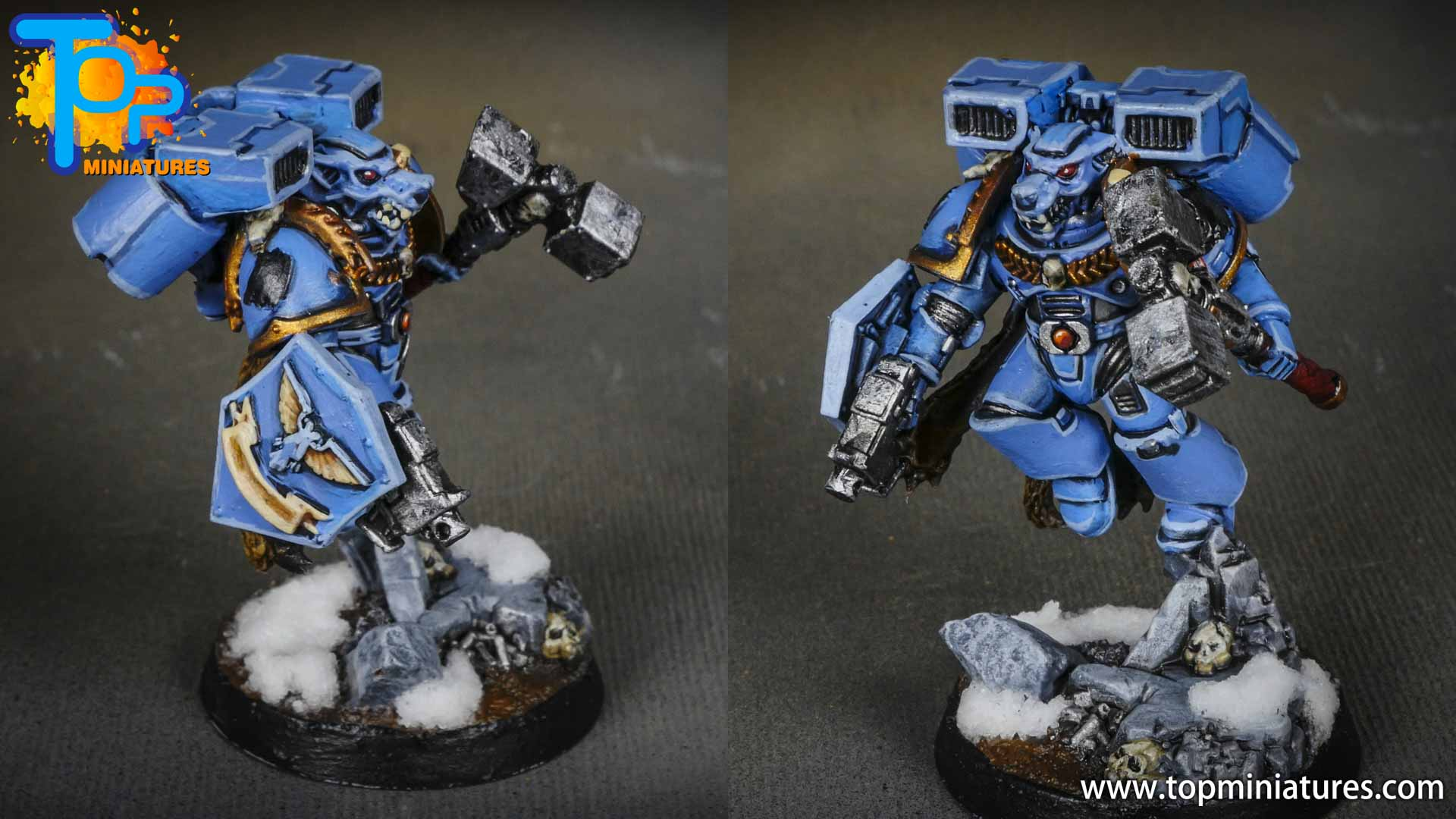 space wolves painted captain (3)