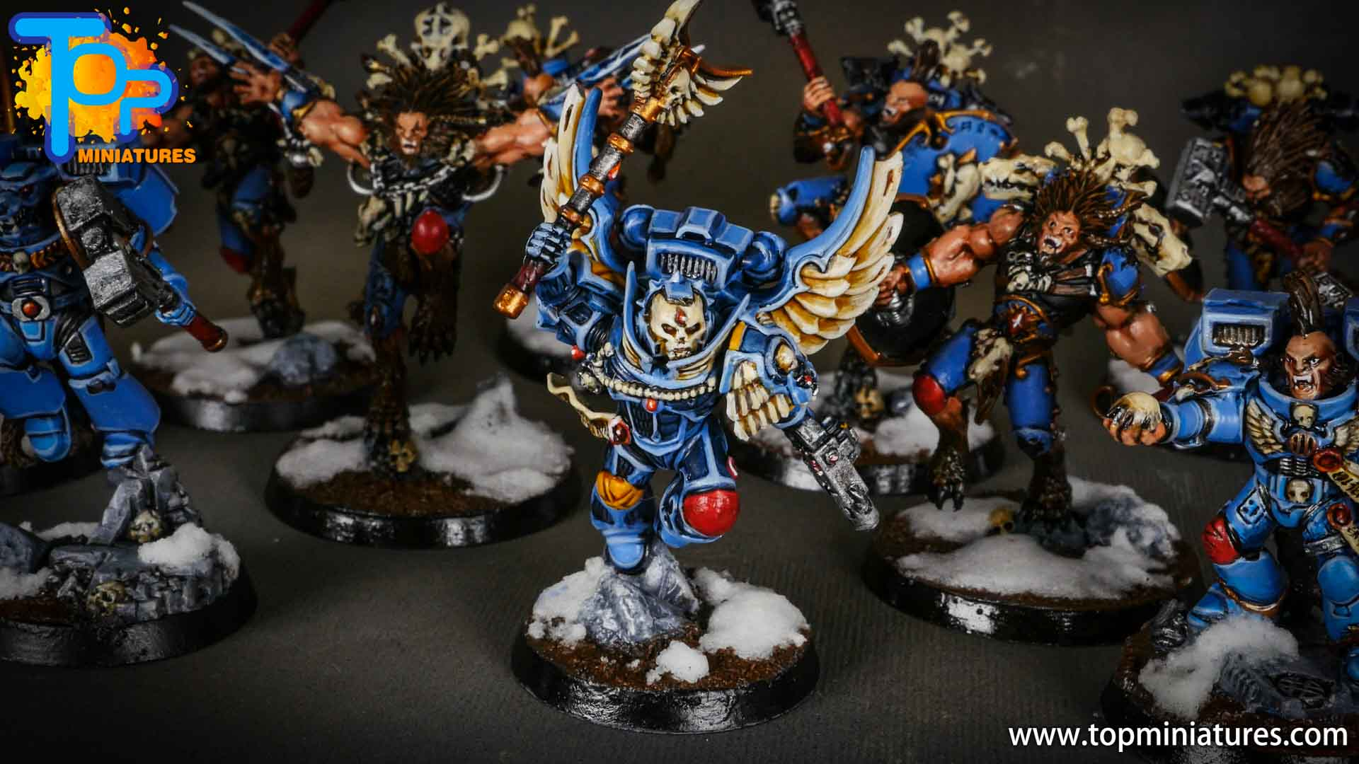 space wolves painted chaplain (1)