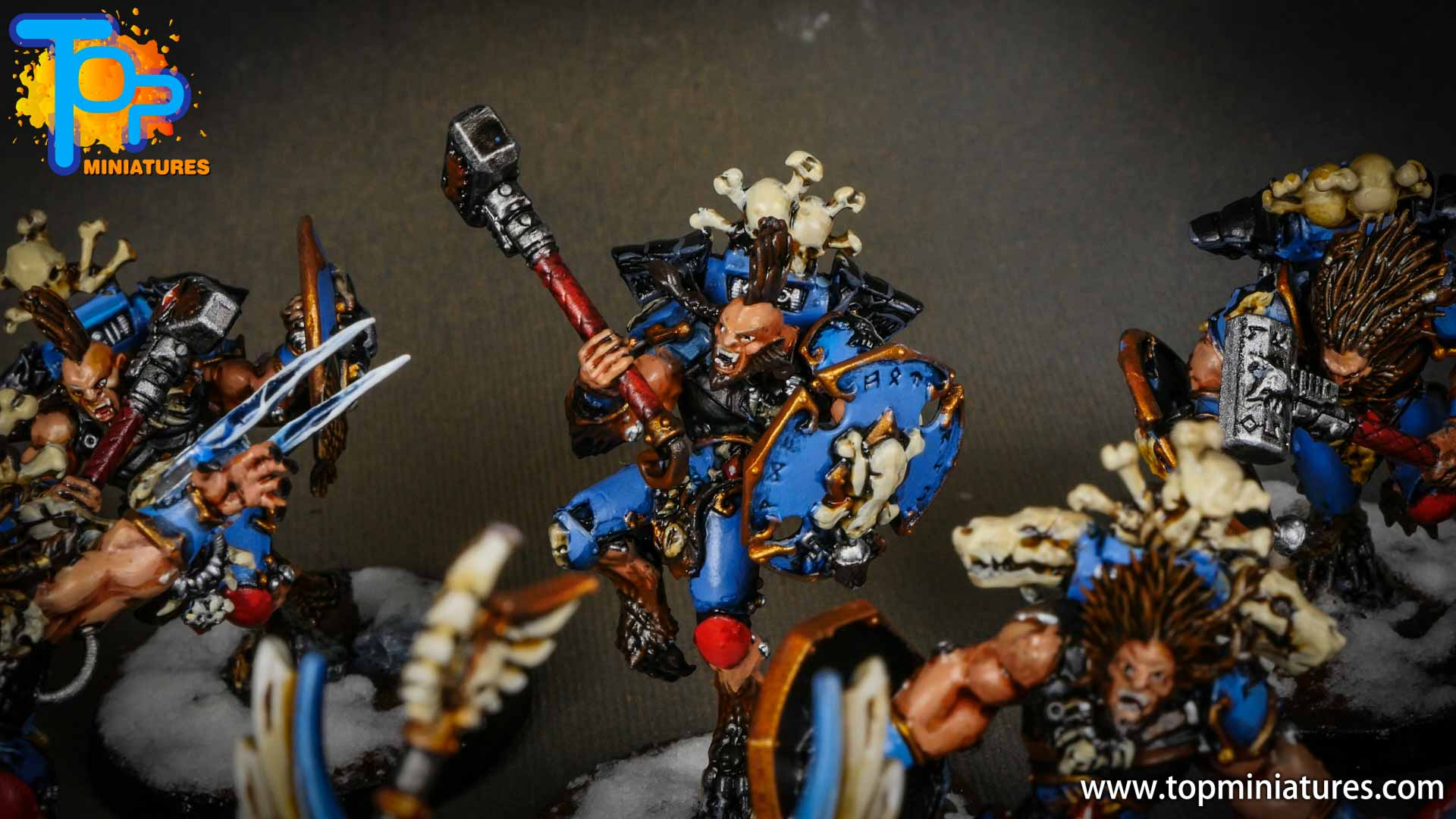 space wolves painted wulfen (3)