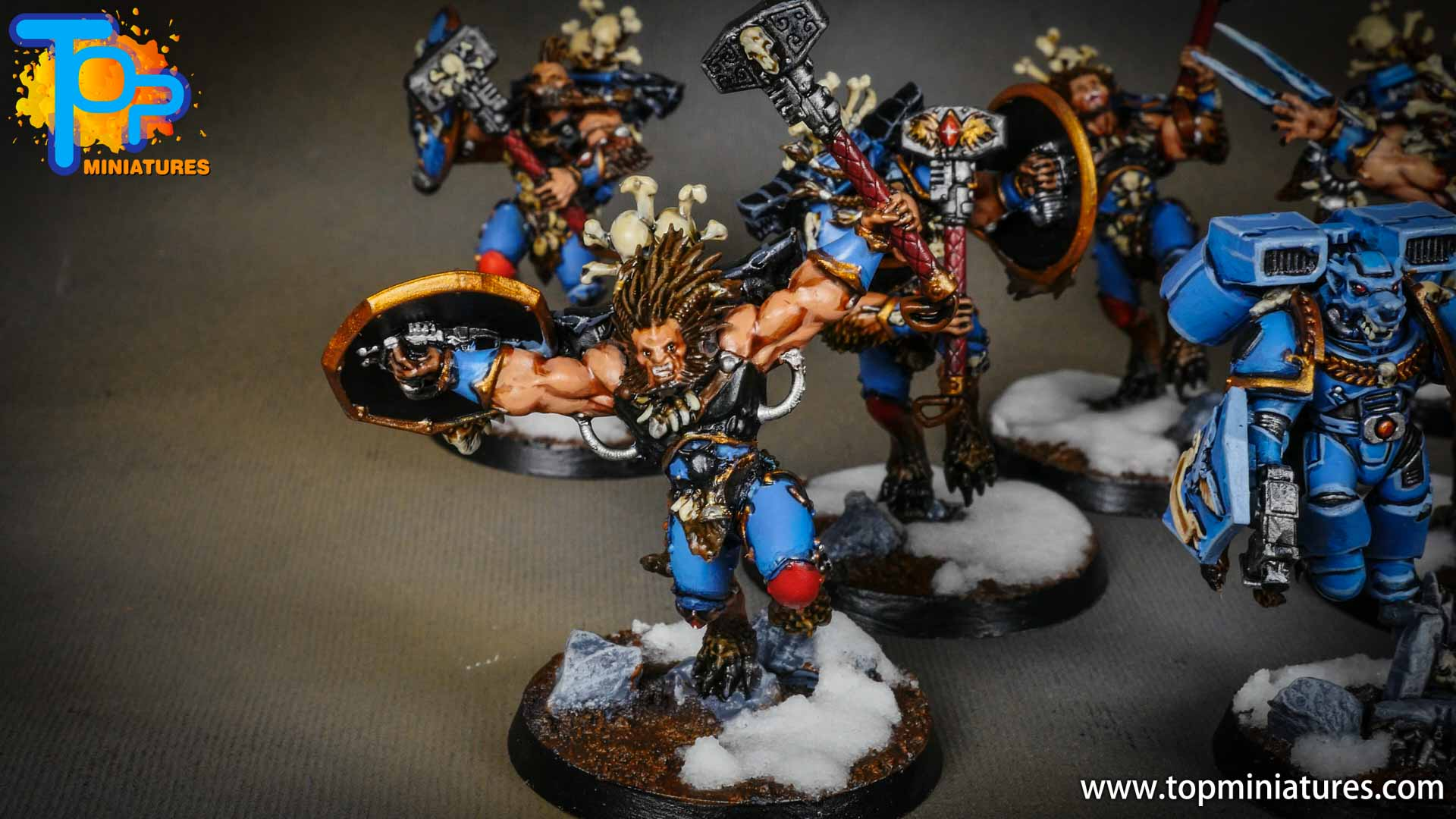 space wolves painted wulfen (5)