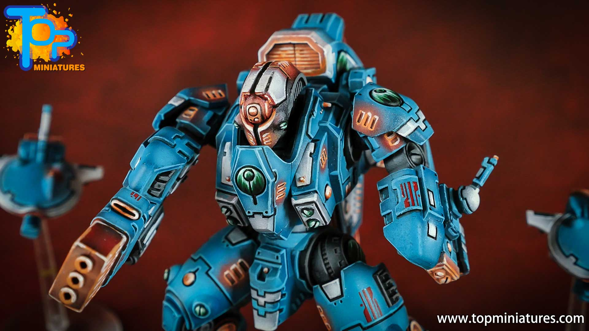 spikeybits tau empire ghostkeel suit (3)