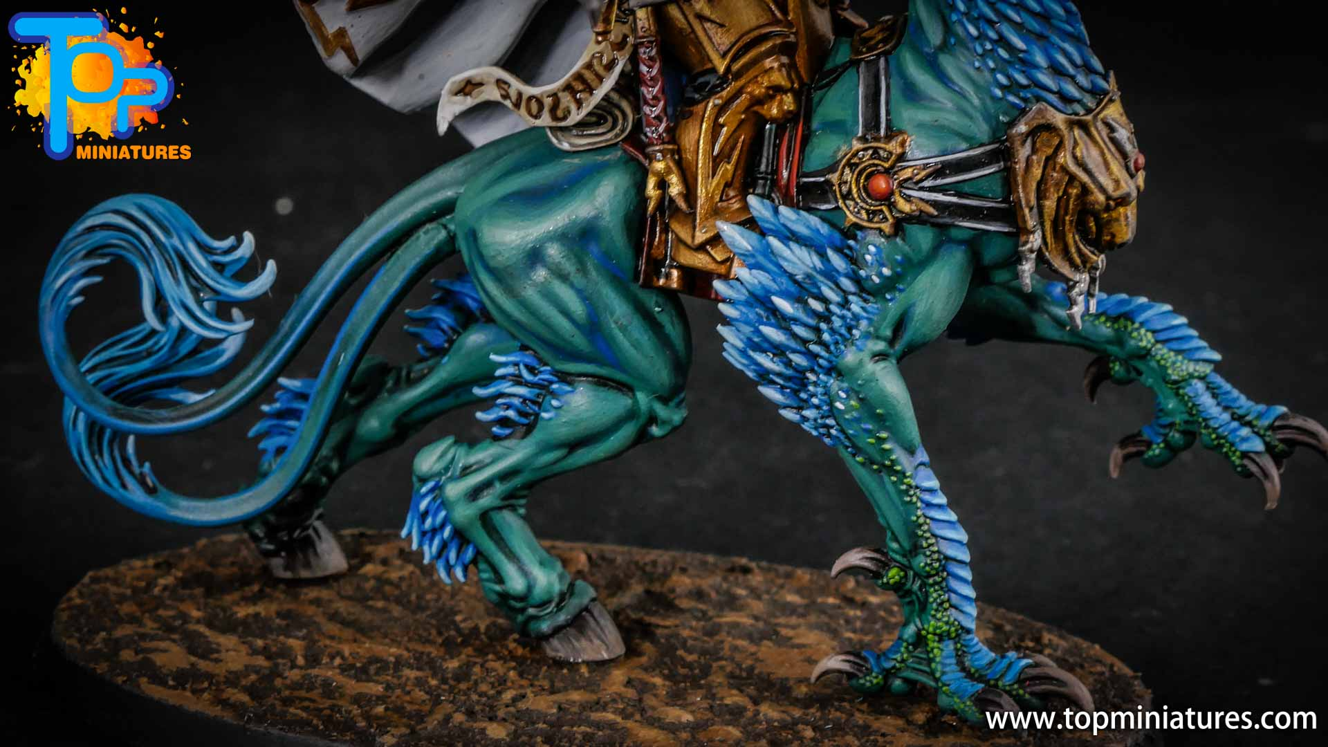 stormcast eternals lord aquilor on gryph charger (6)