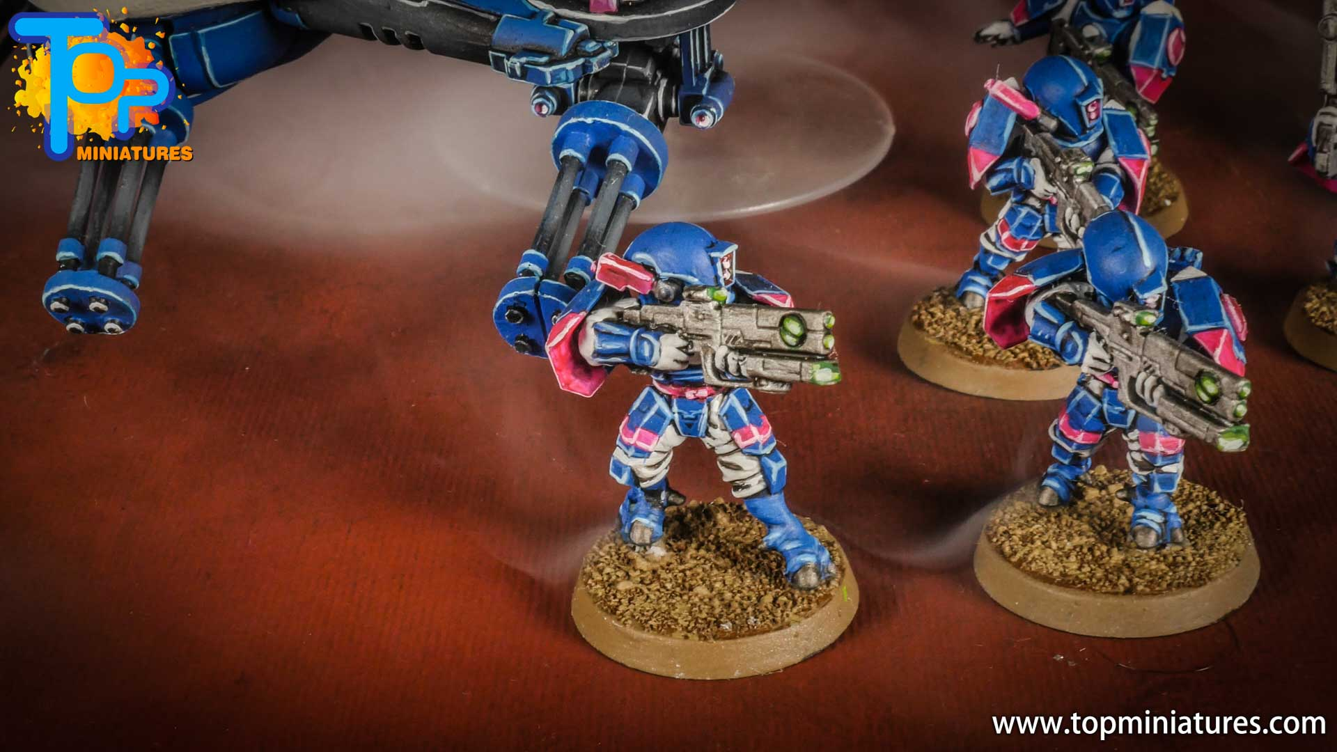 tau empire dva overwatch fire warriors (2)