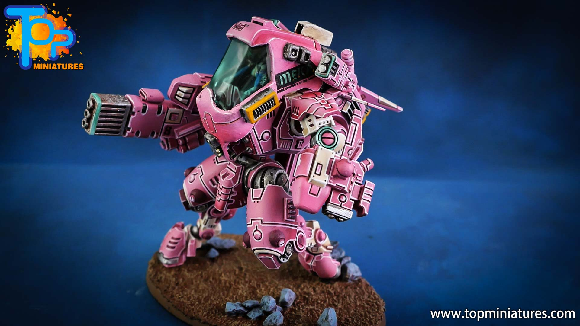 tau ghostkeel overwatch D.va conversion (10)