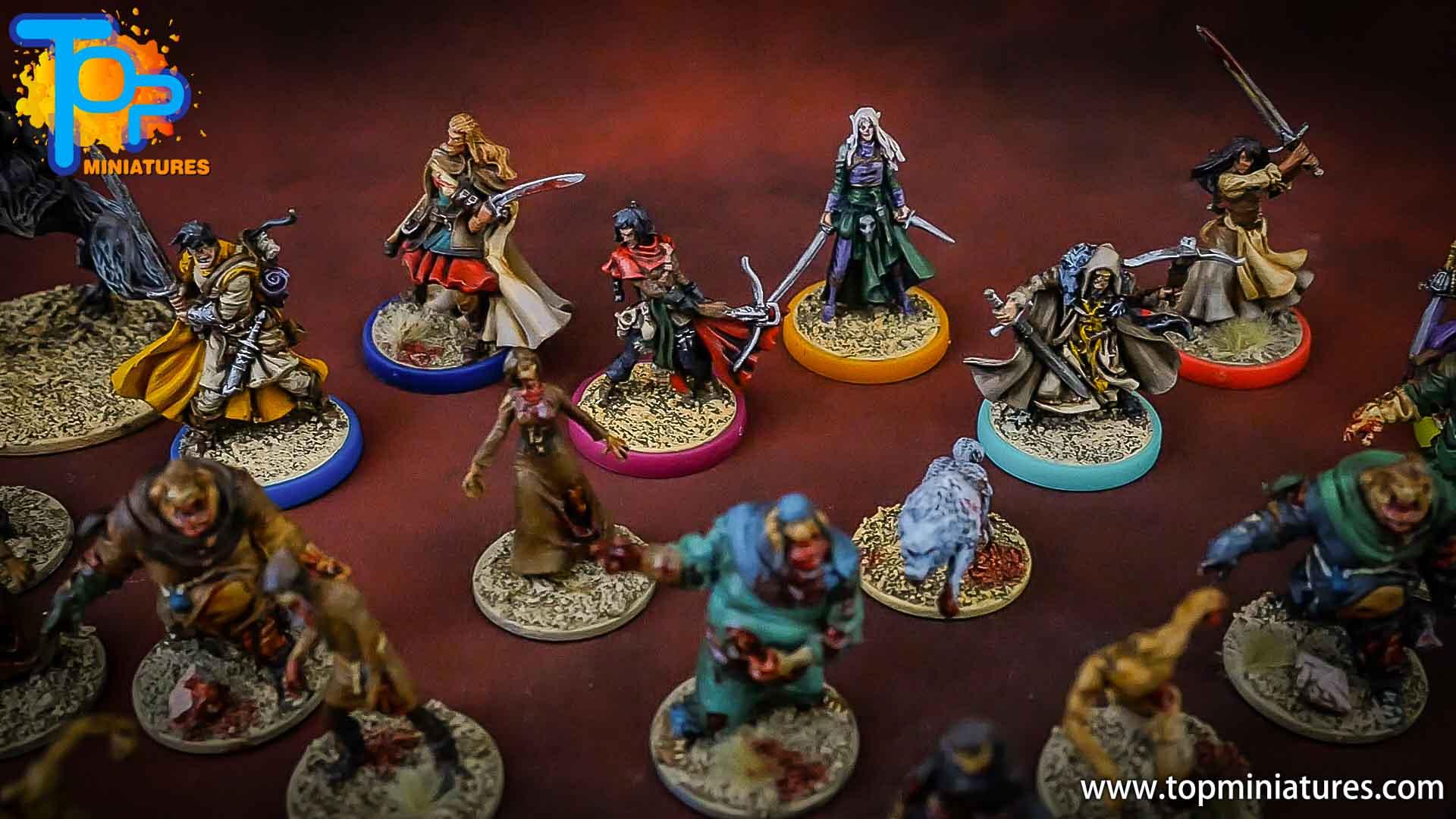zombicide wulfsburg painted heroes (2)