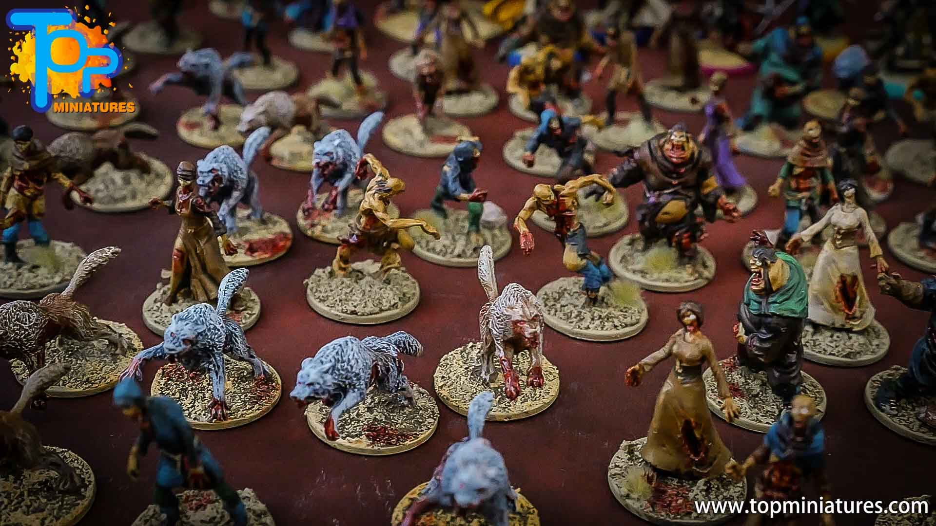 zombicide wulfsburg painted miniatures (5)