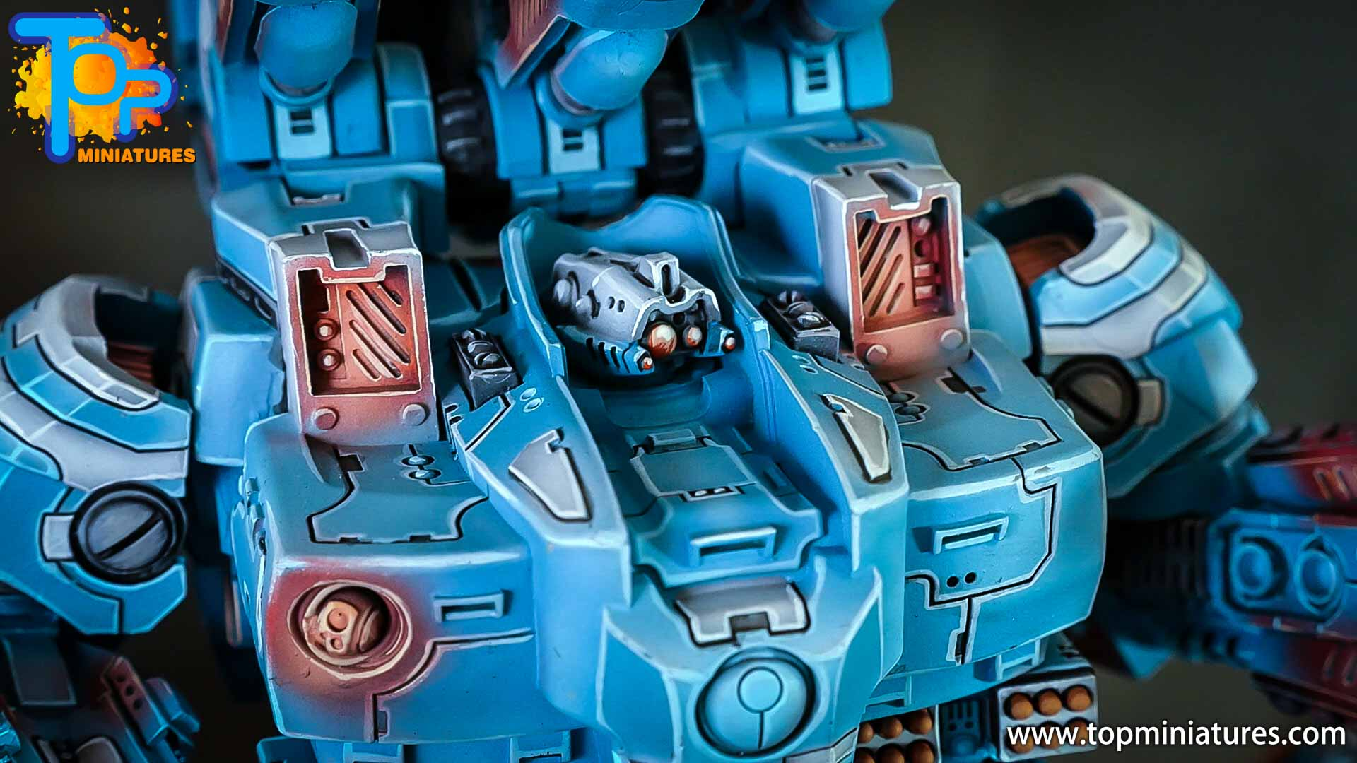 blue KX139 Ta'unar Supremacy Armour (6)
