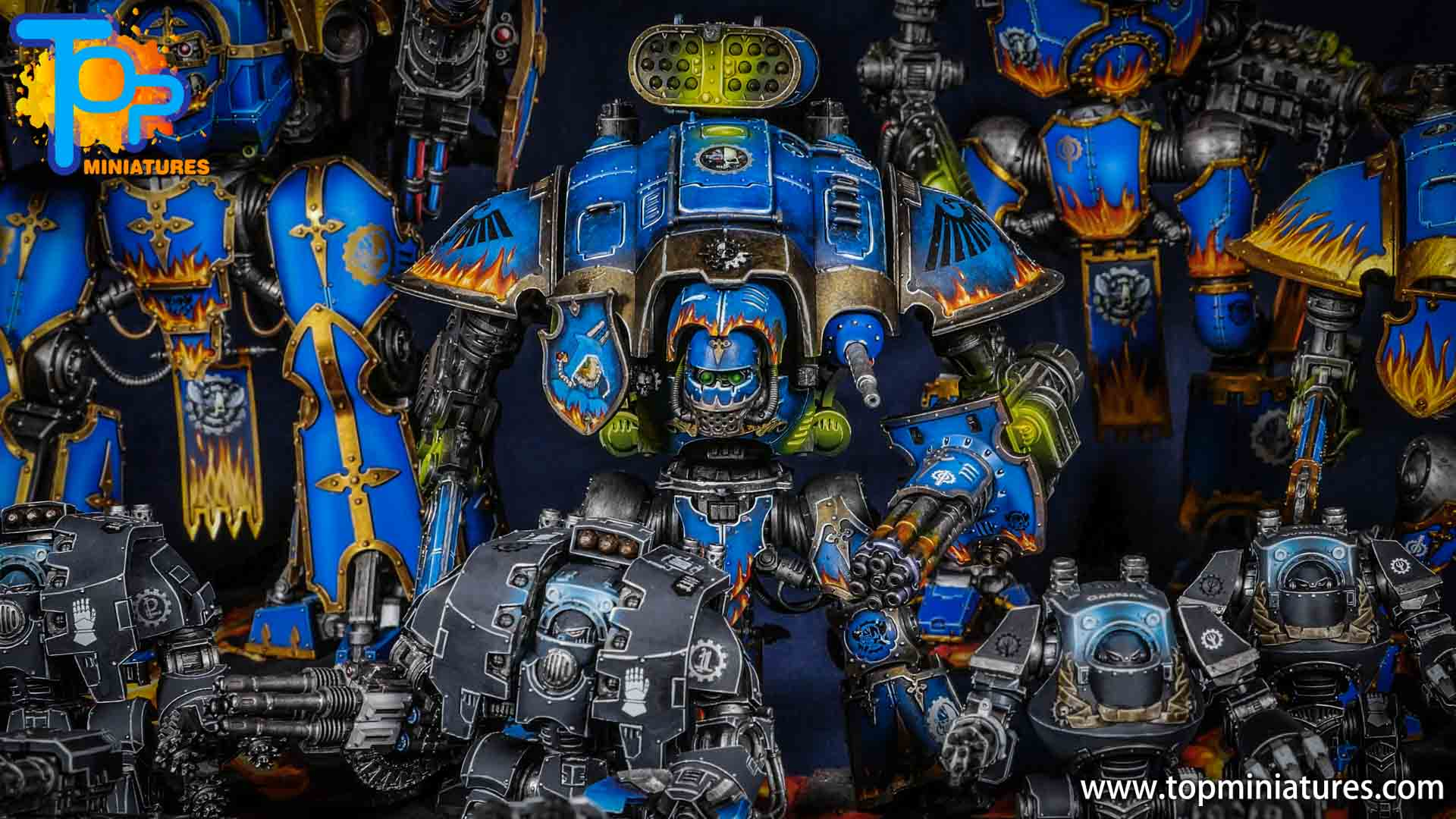 blue fire freehand knight titans (1)