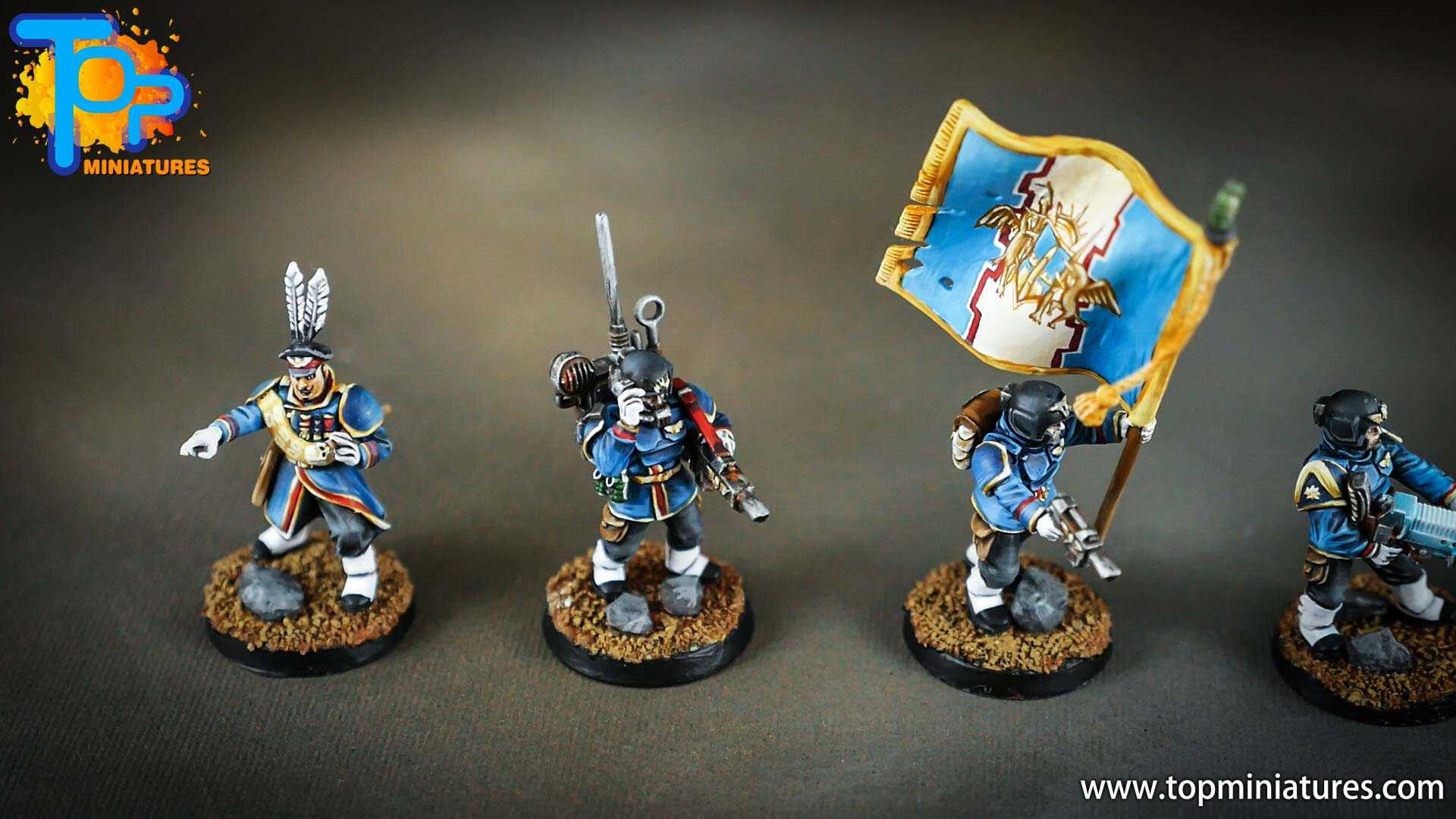 cadian command squad honour guard (3)