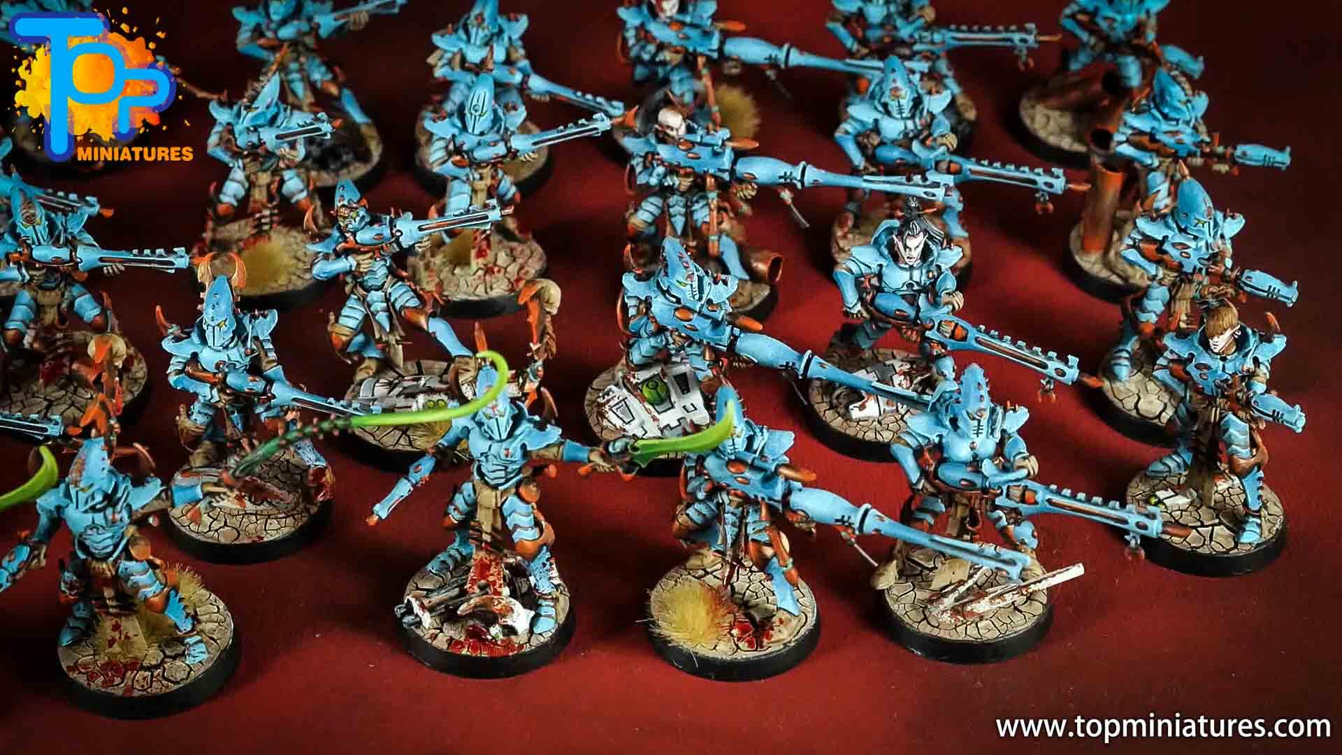 dark eldar drukhari kabalite warriors (12)