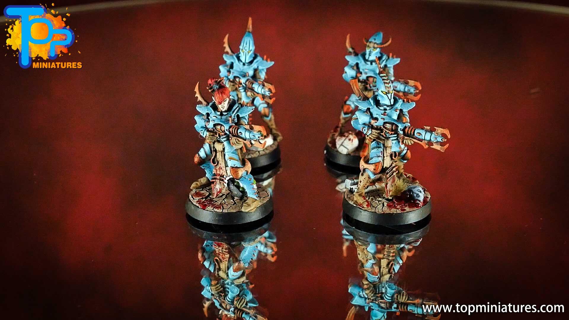 dark eldar drukhari kabalite warriors (4)