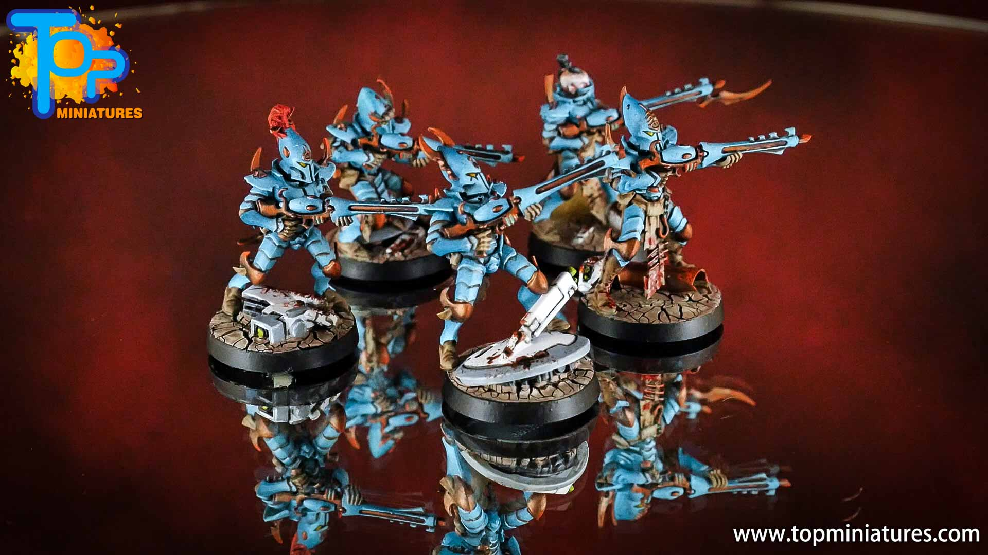 dark eldar drukhari kabalite warriors (6)