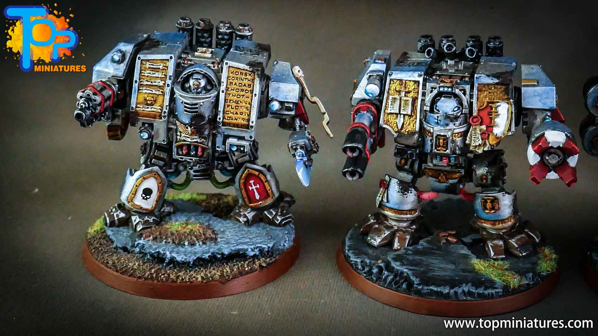 grey knights painted dreadnoughts (4)