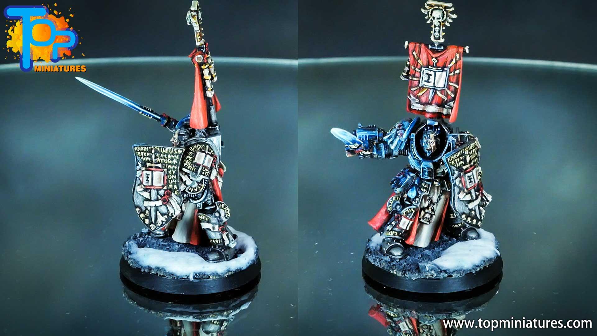 grey knights strike squad & draigo