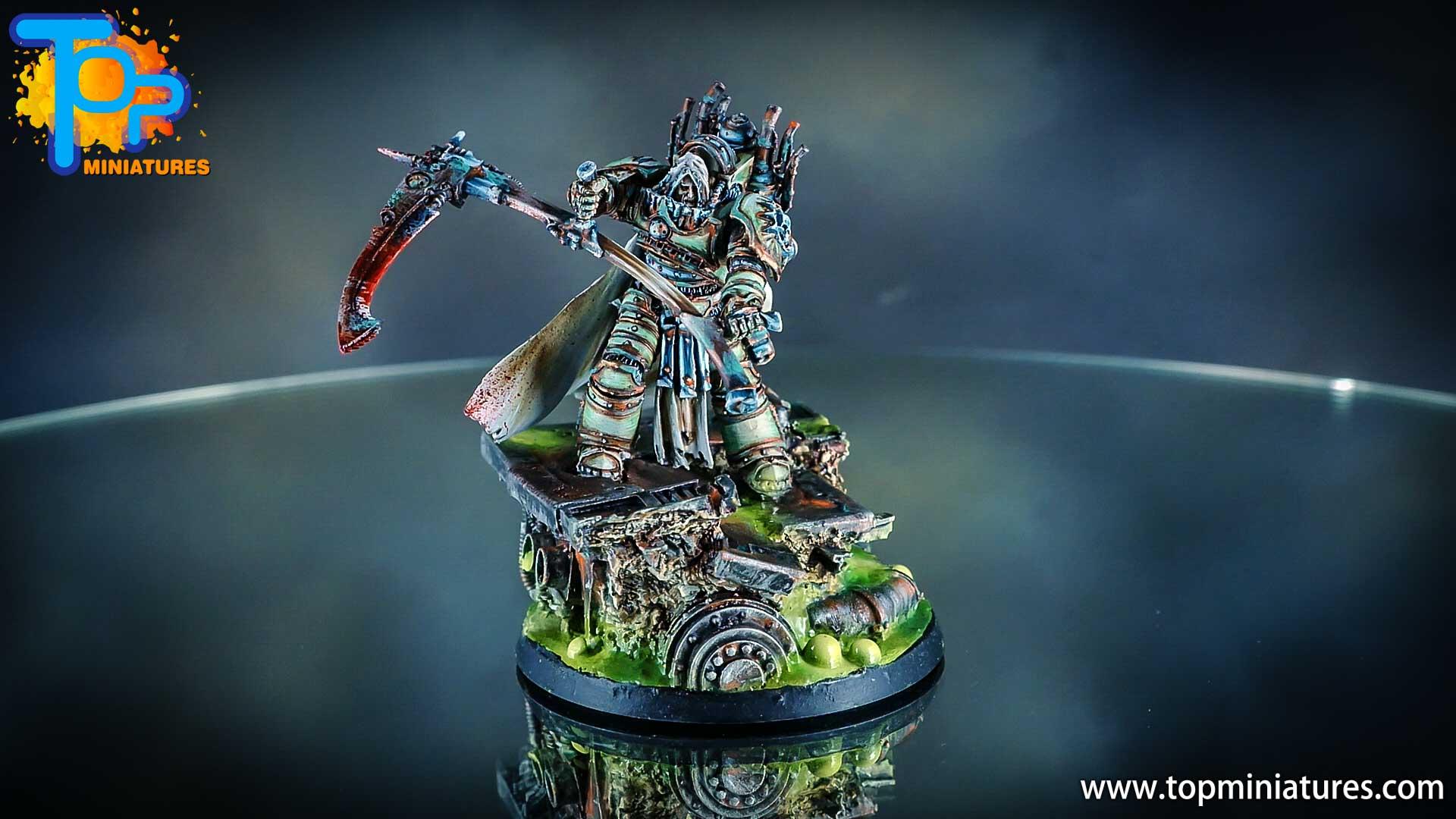 horus heresy mortarion death guard primarch (2)