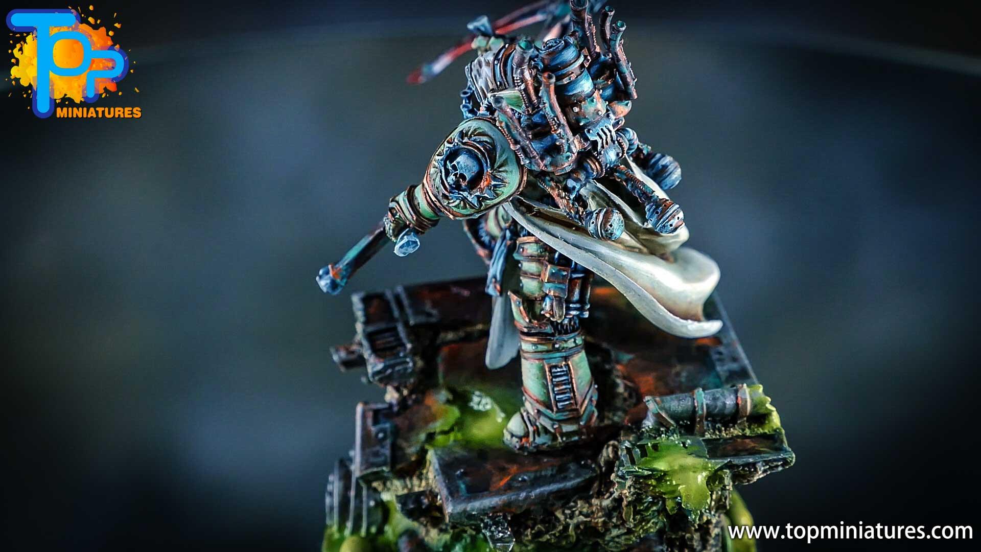 horus heresy mortarion death guard primarch (3)
