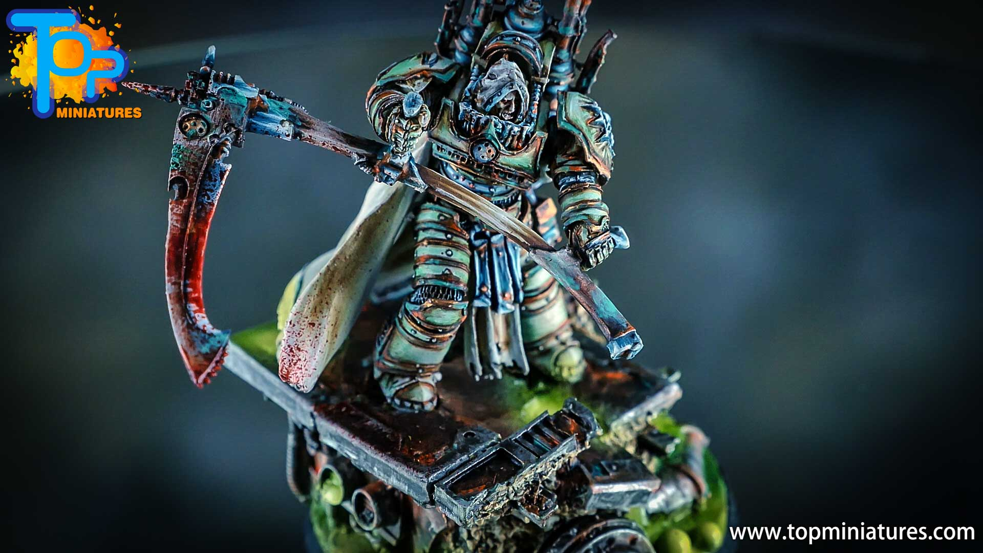 horus heresy mortarion death guard primarch (5)