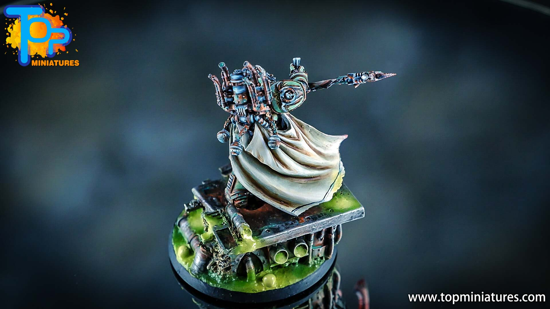 horus heresy mortarion death guard primarch (7)