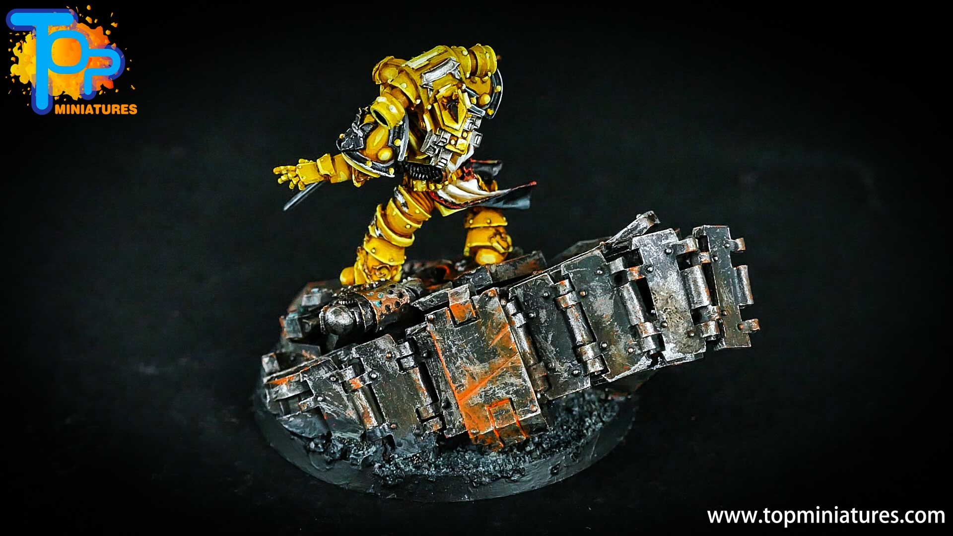 horus heresy sigismund imperial fists captain (1)