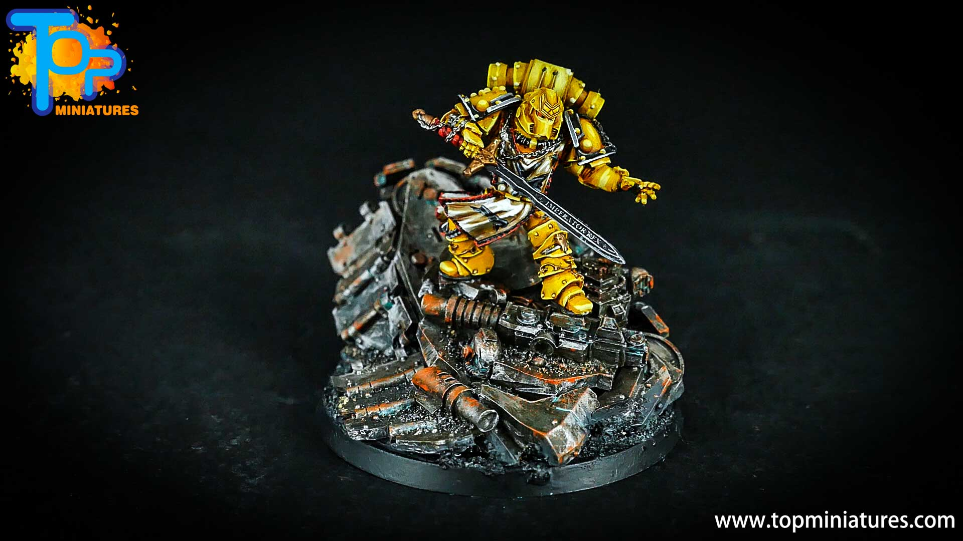 horus heresy sigismund imperial fists captain (2)