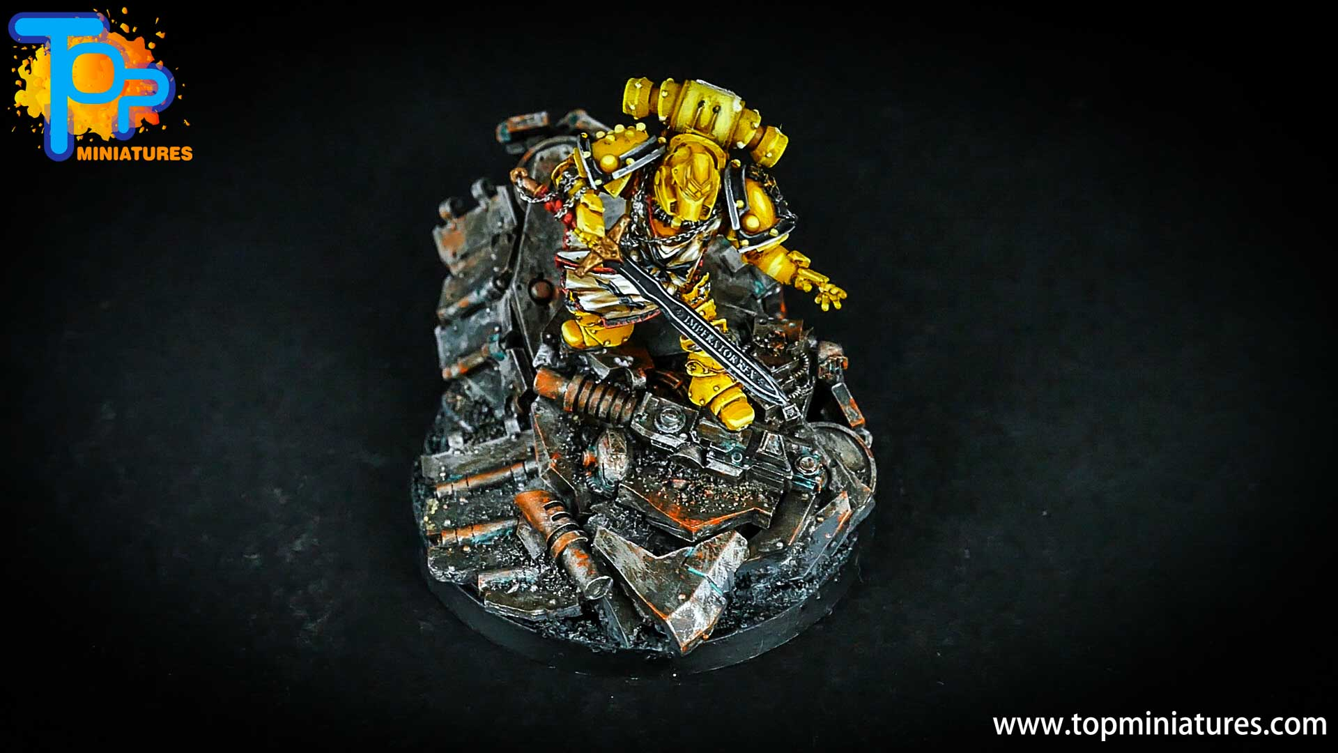 horus heresy sigismund imperial fists captain (3)