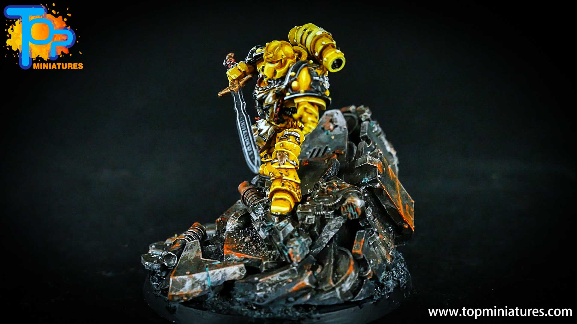 horus heresy sigismund imperial fists captain (4)