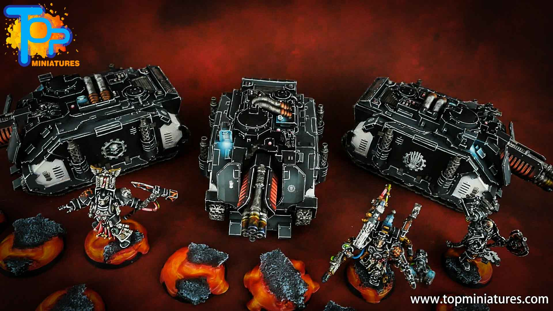 iron hands space marines army (2)