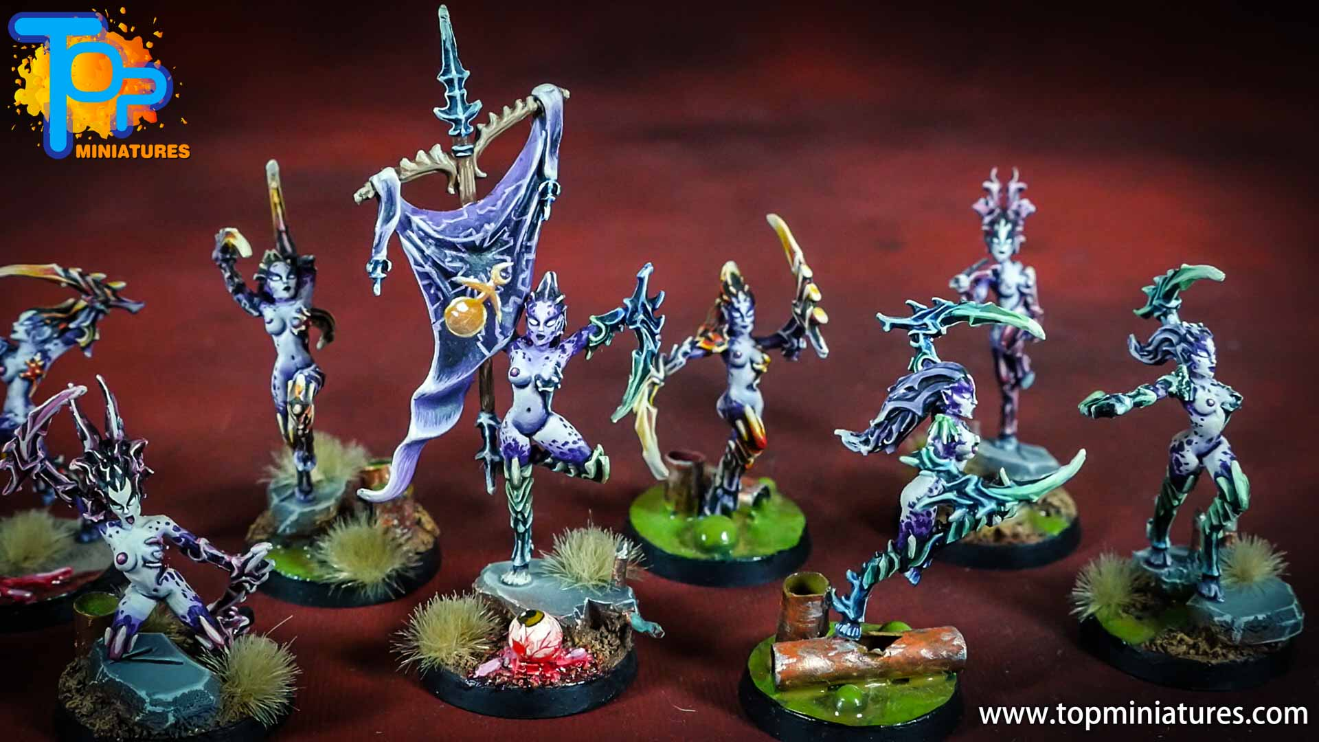 raging heroes preying mantis slaanesh (4)