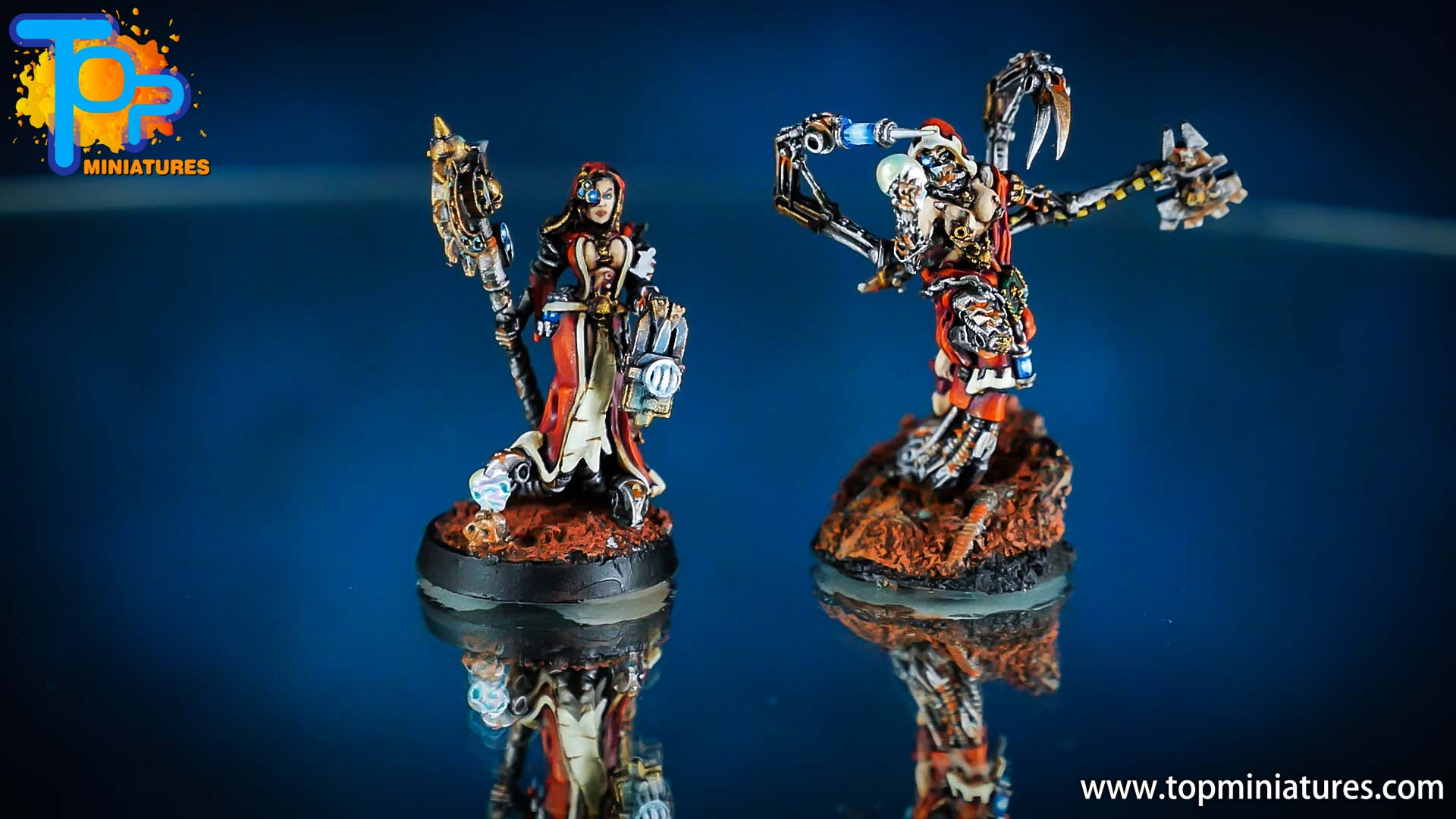 ragingheroes adeptus mechanicus skitarii females (2)
