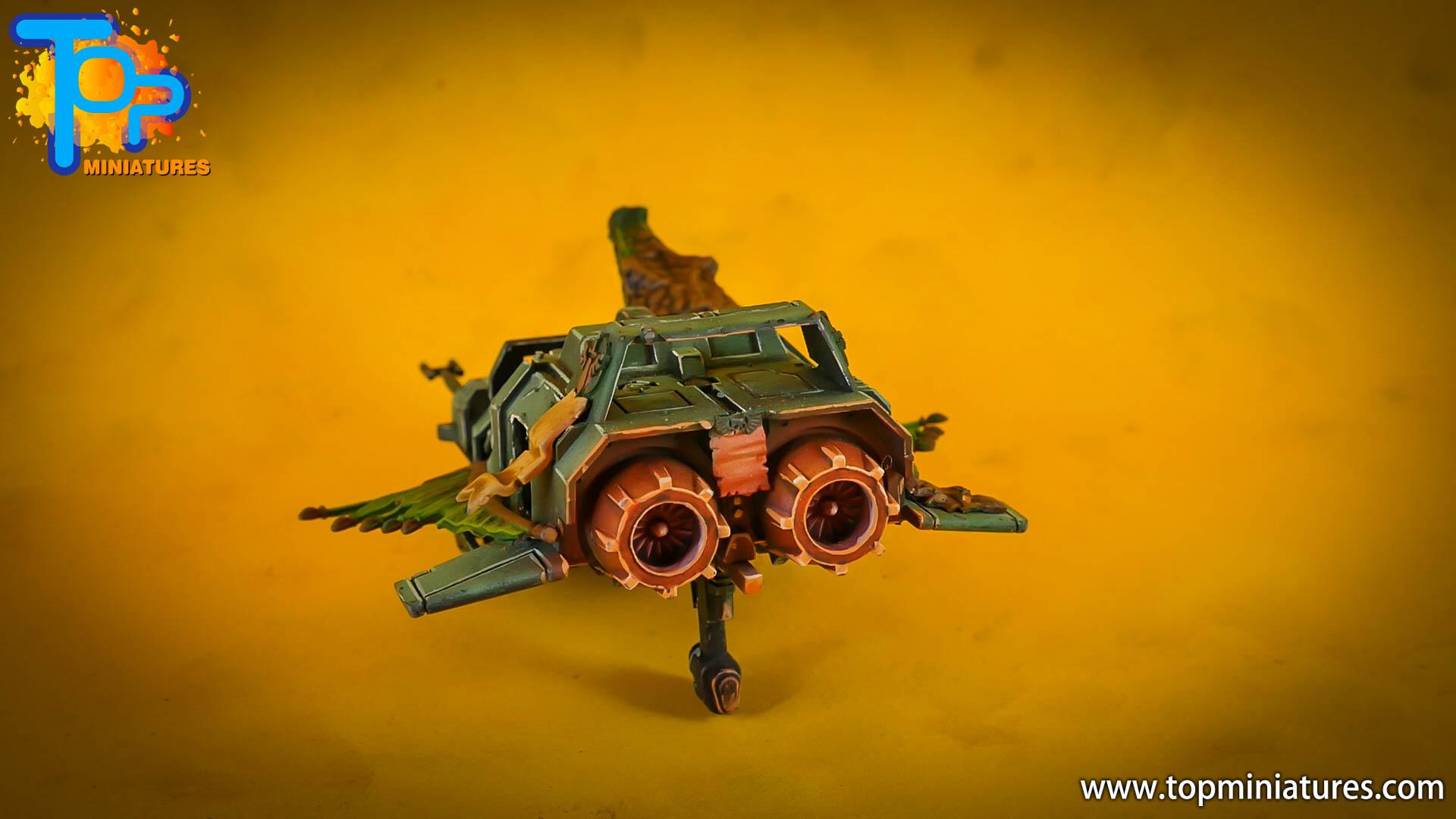 salamanders space marines land speeder (1)