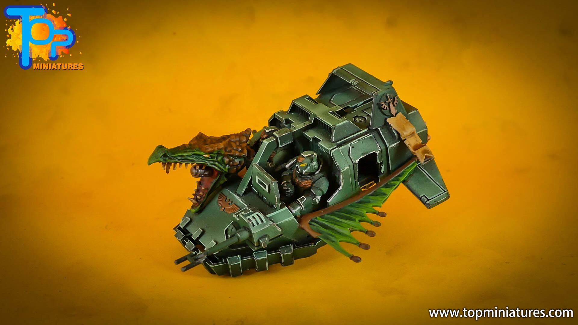 salamanders space marines land speeder (2)